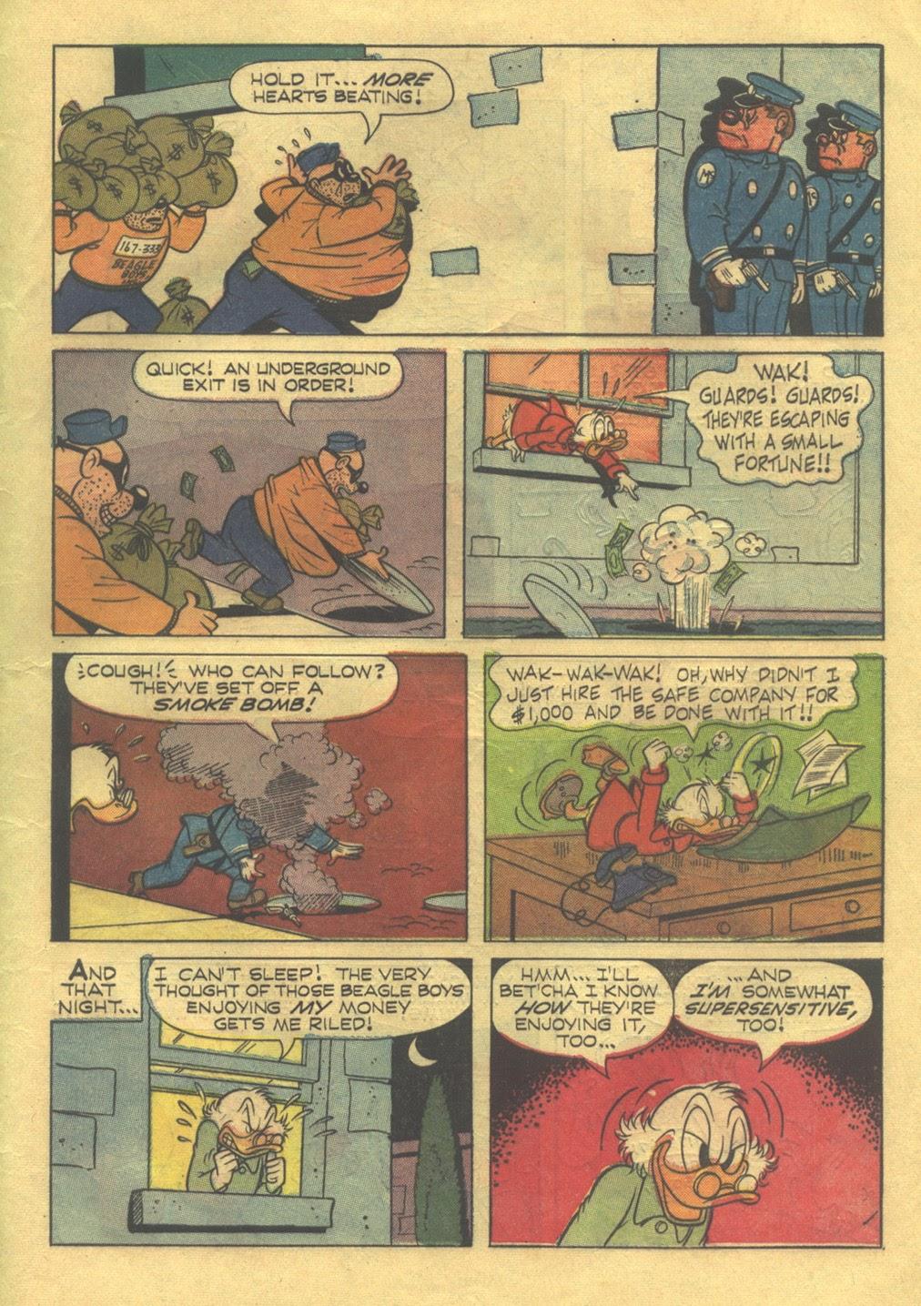 Walt Disney THE BEAGLE BOYS issue 3 - Page 33