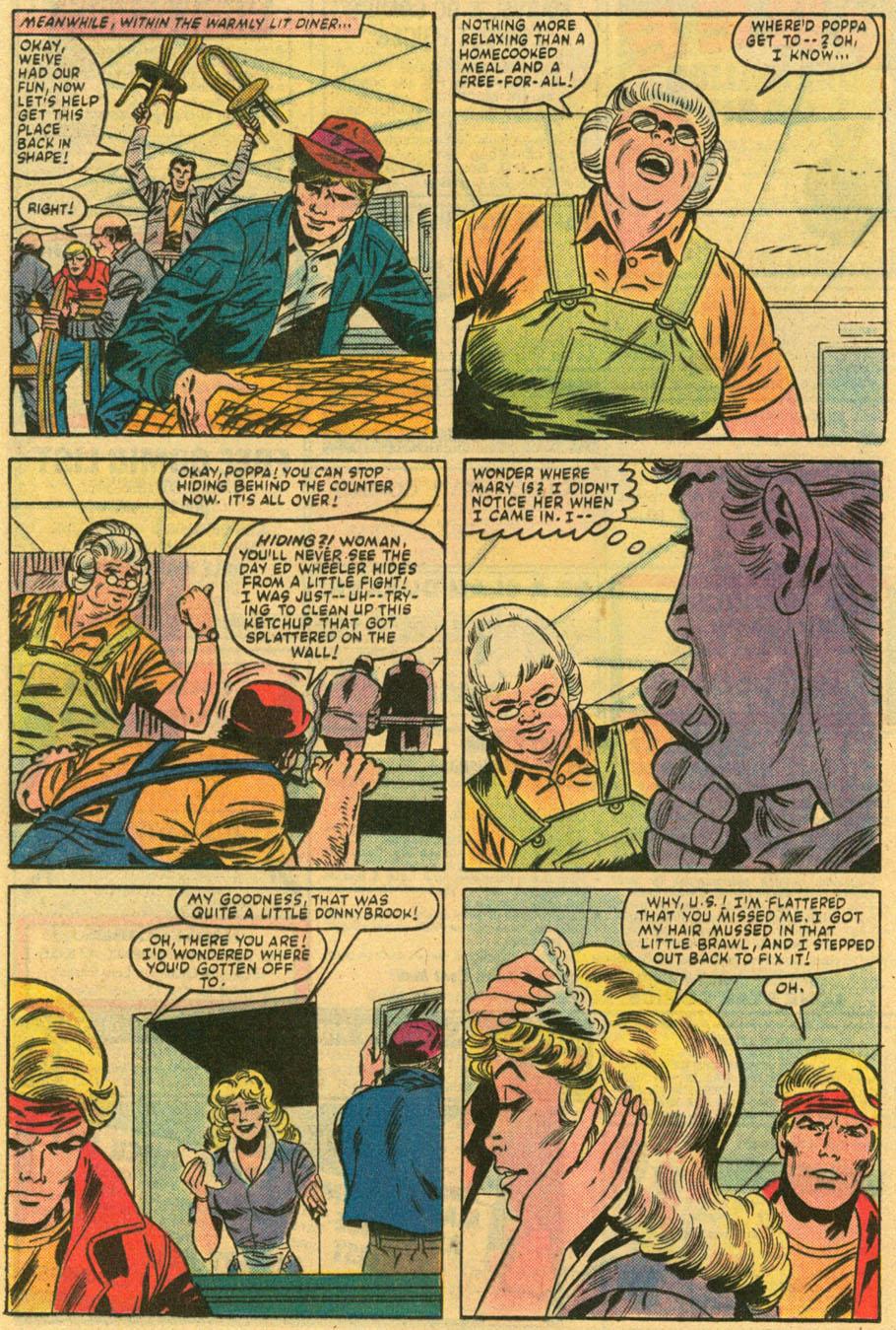 Read online U.S. 1 comic -  Issue #2 - 10