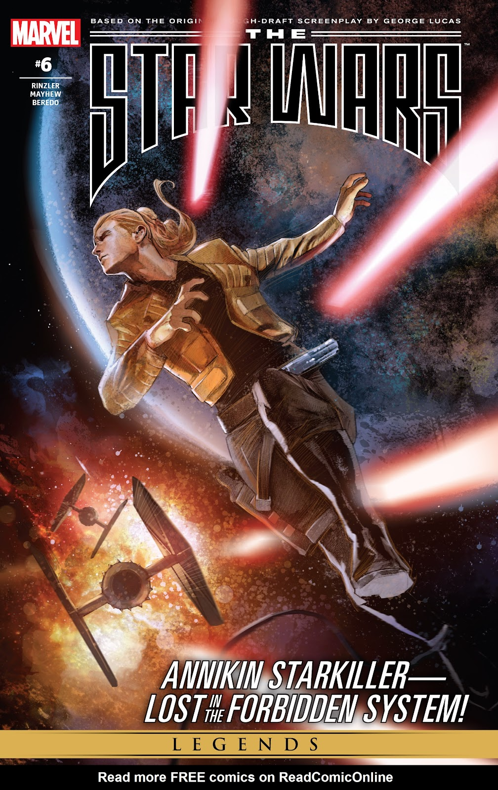 Read online Star Wars Legends: Infinities - Epic Collection comic -  Issue # TPB (Part 5) - 17