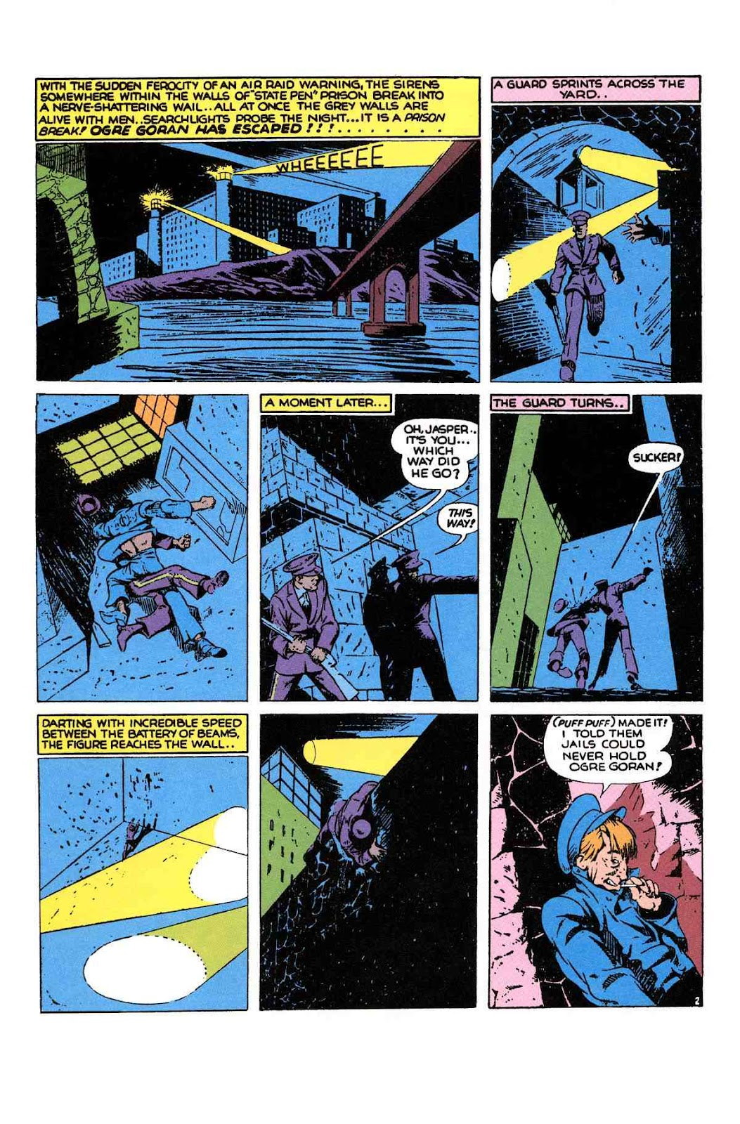 Read online Will Eisner's The Spirit Archives comic -  Issue # TPB 1 (Part 2) - 43