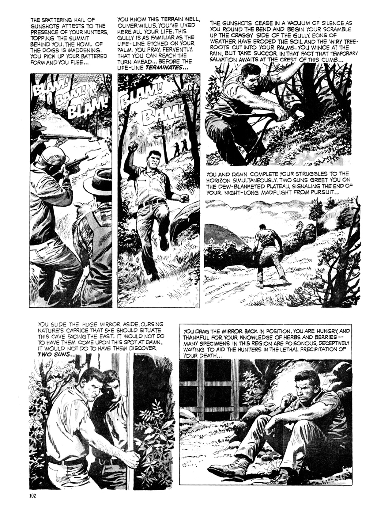Read online Eerie Archives comic -  Issue # TPB 9 - 103