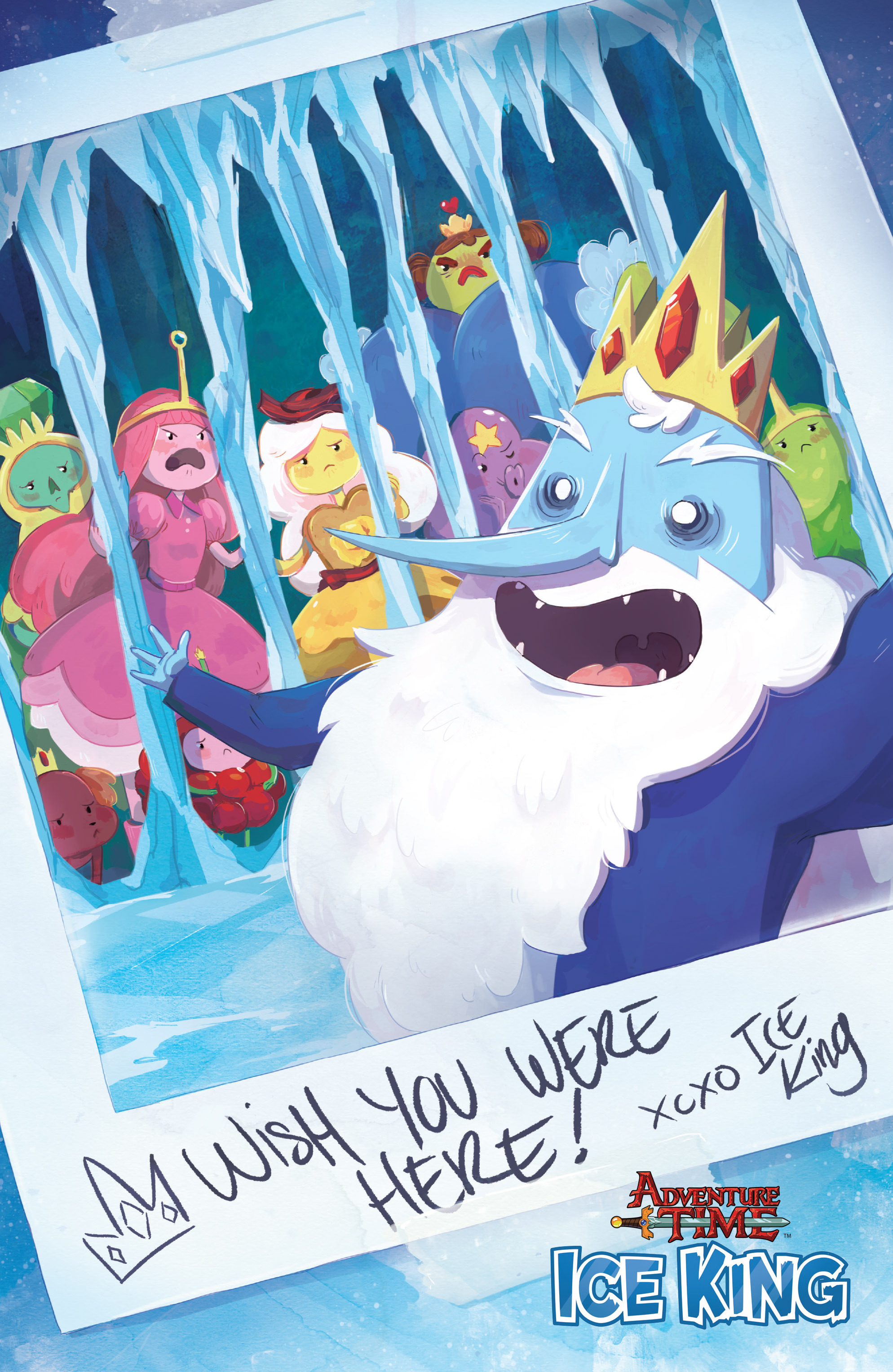 Read online Adventure Time: Ice King comic -  Issue #2 - 2