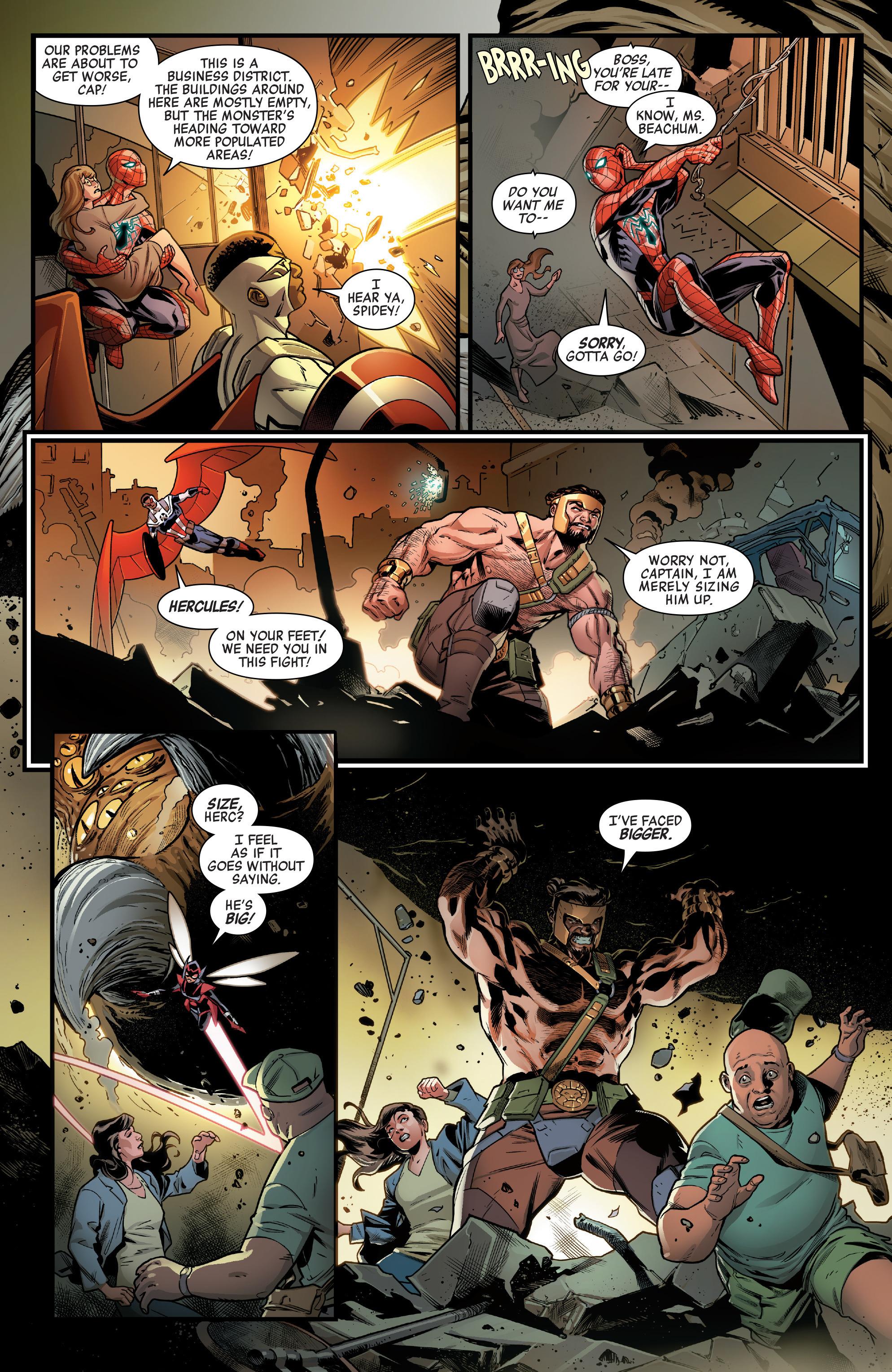 Read online Avengers (2016) comic -  Issue #1.MU - 20