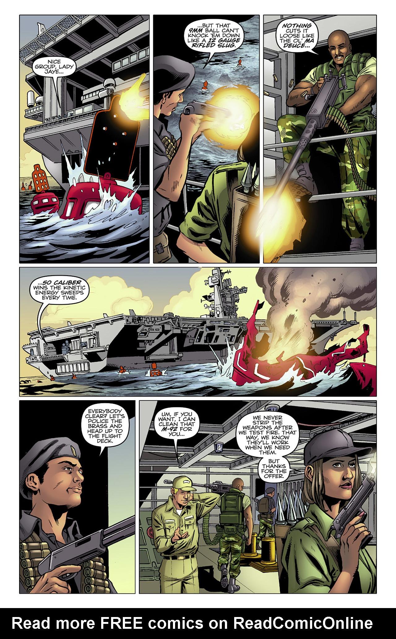 G.I. Joe: A Real American Hero 170 Page 6