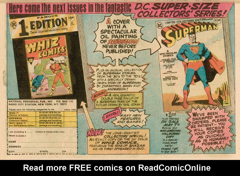 Read online Shazam! (1973) comic -  Issue #14 - 87