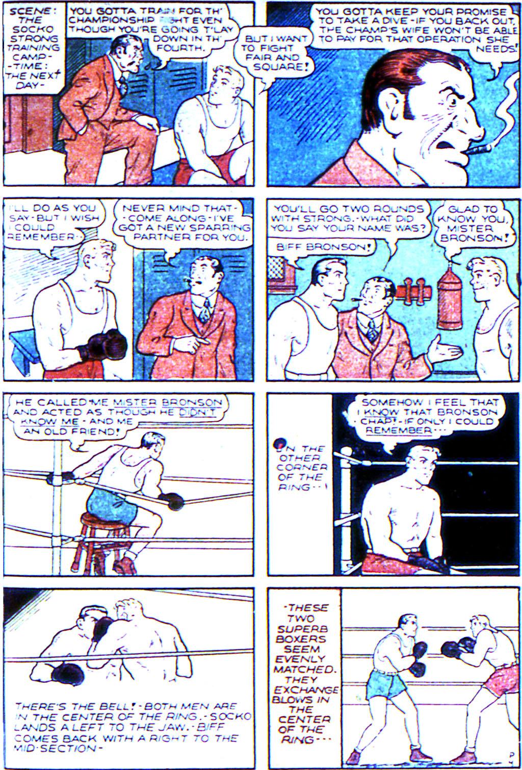 Read online Adventure Comics (1938) comic -  Issue #45 - 31