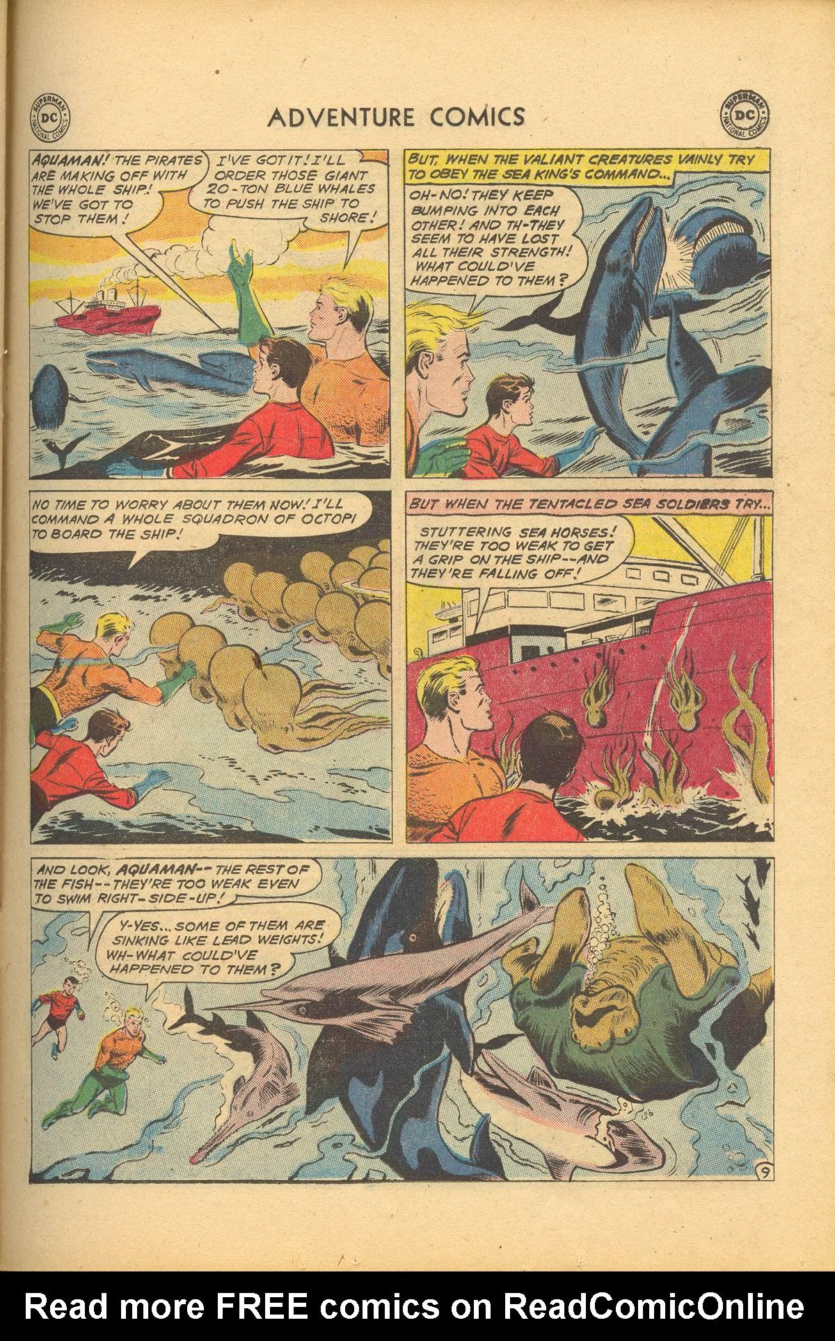 Read online Adventure Comics (1938) comic -  Issue #284 - 27