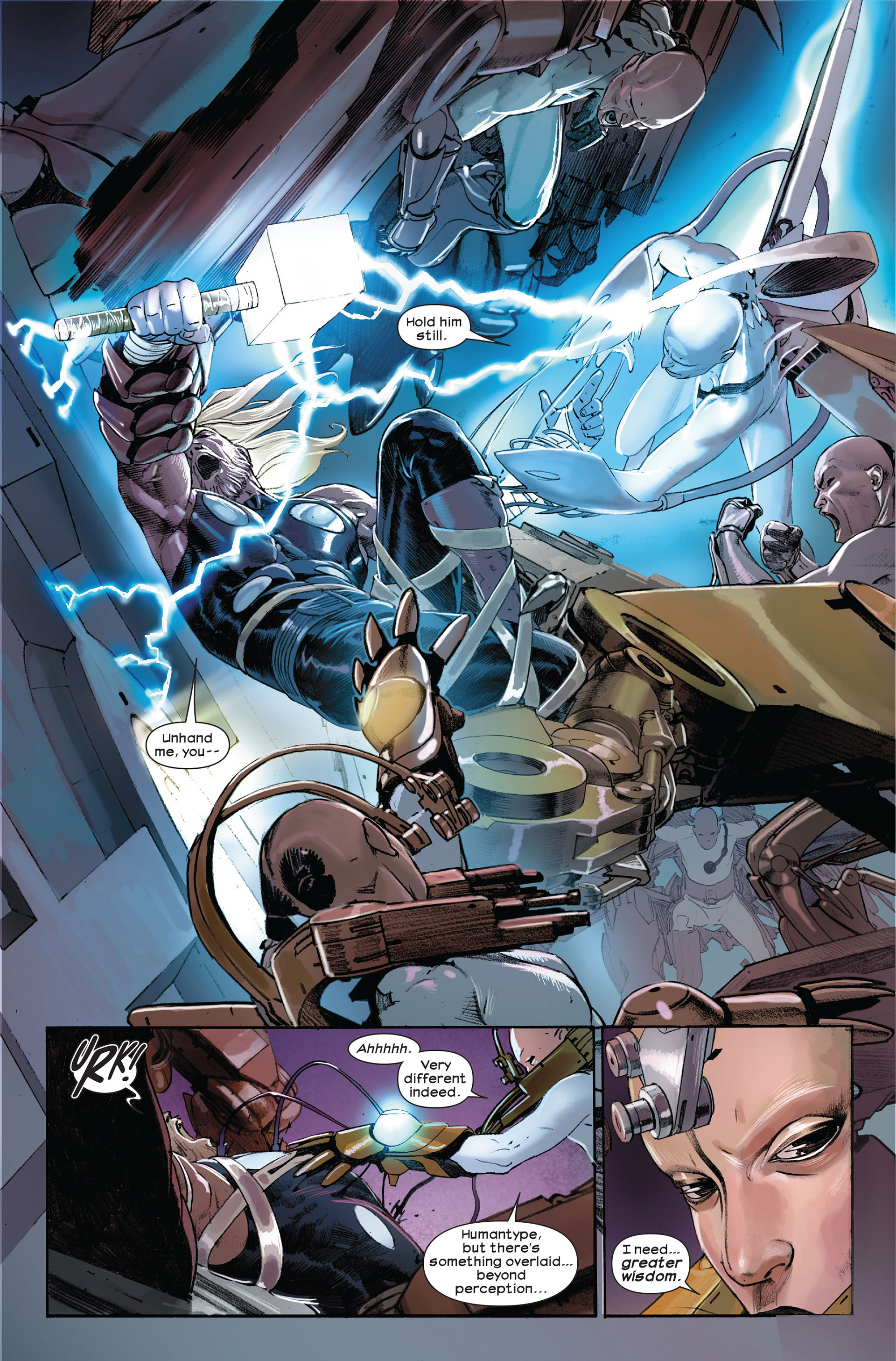Read online Ultimate Comics Ultimates comic -  Issue #2 - 15