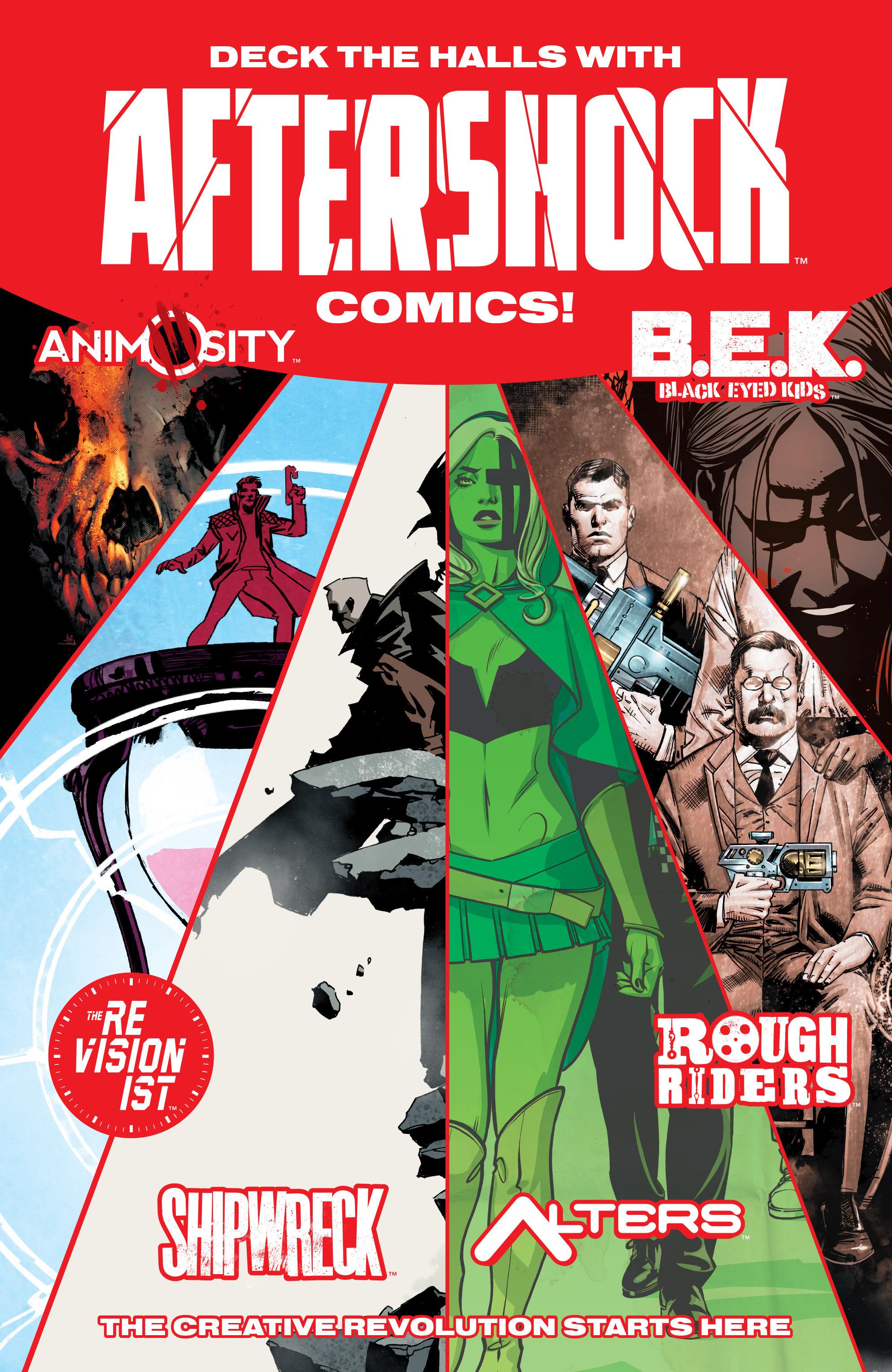 Read online Animosity comic -  Issue #4 - 32