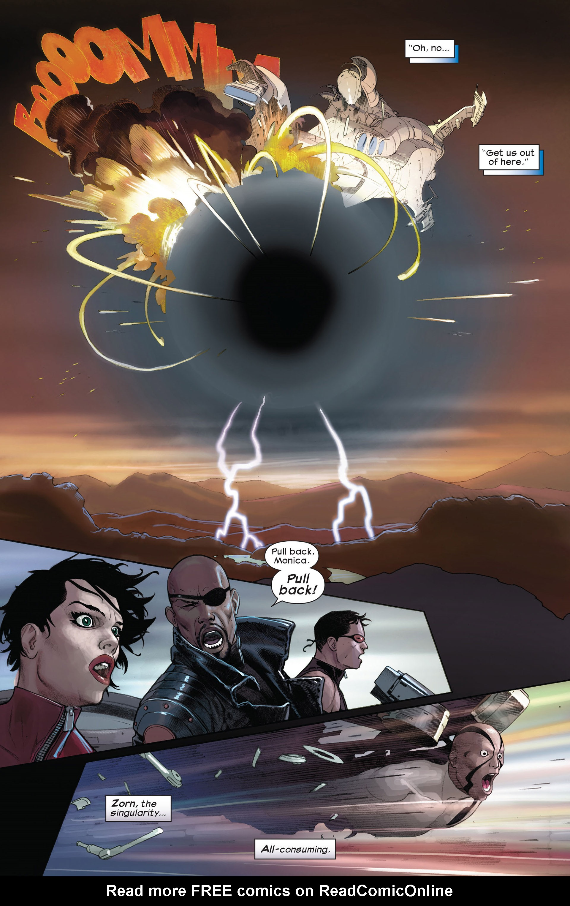 Read online Ultimate Comics Ultimates comic -  Issue #9 - 13