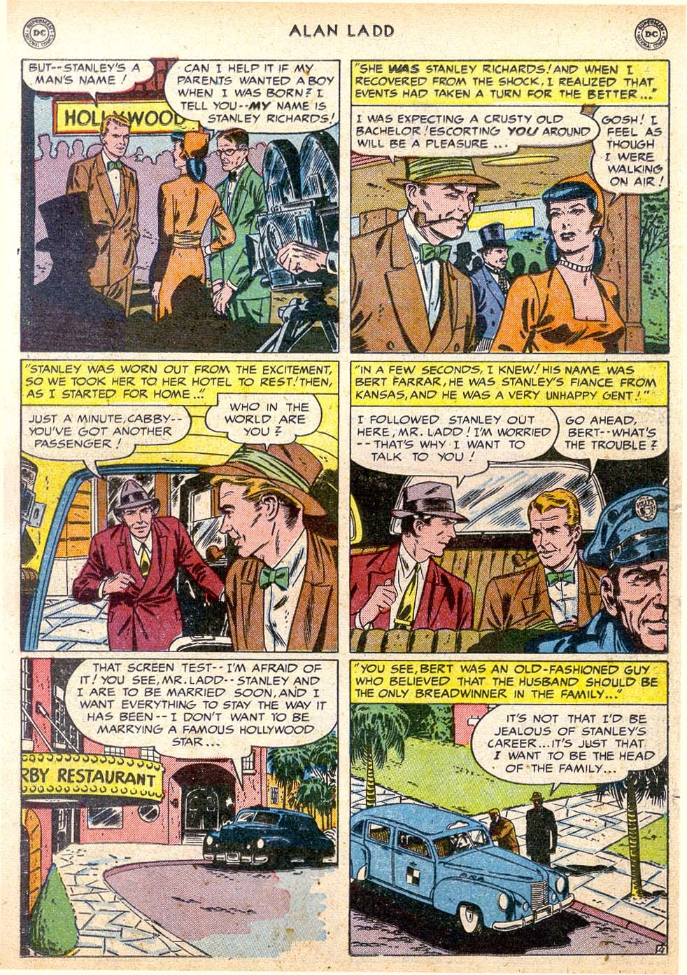 Adventures of Alan Ladd issue 4 - Page 20