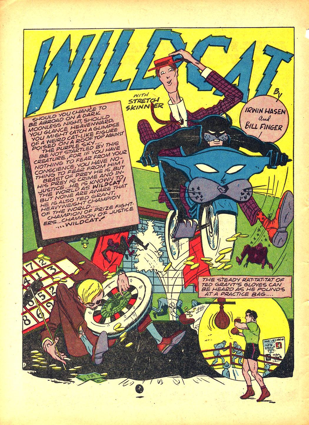 Read online Sensation (Mystery) Comics comic -  Issue #5 - 56