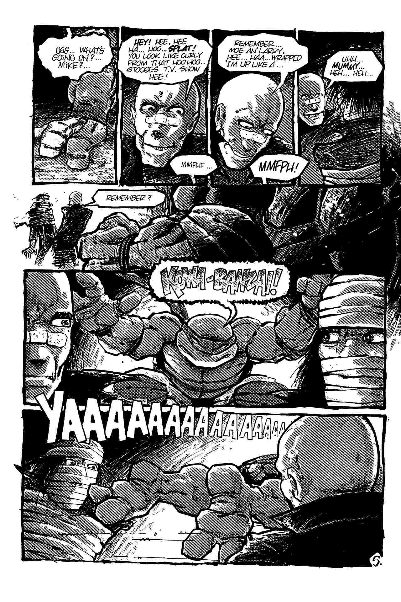 Read online Shell Shock comic -  Issue # Full - 218