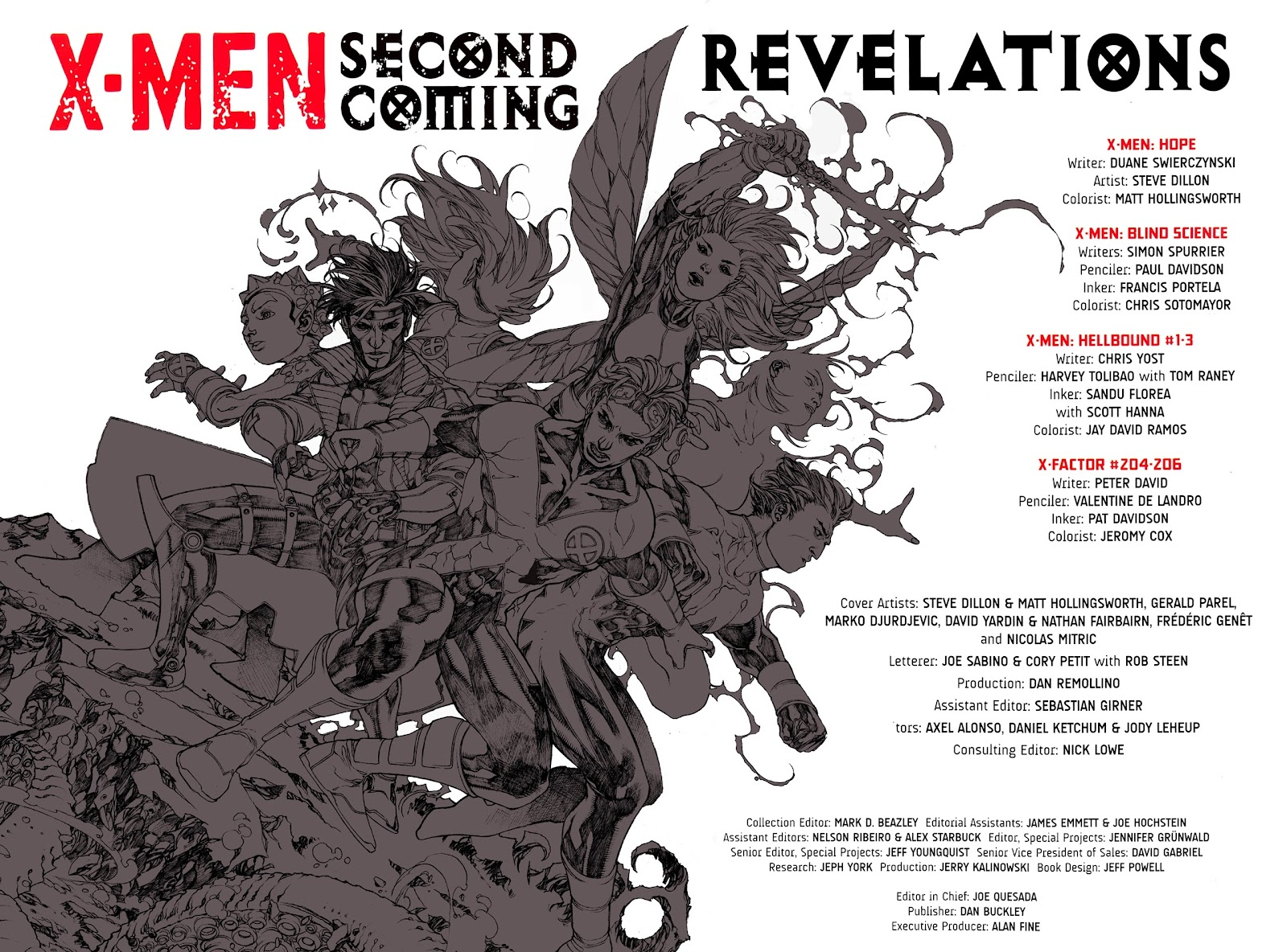 Read online X-Men: Second Coming Revelations comic -  Issue # TPB (Part 1) - 6