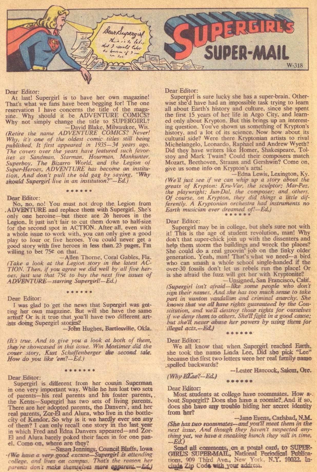 Read online Adventure Comics (1938) comic -  Issue #383 - 26