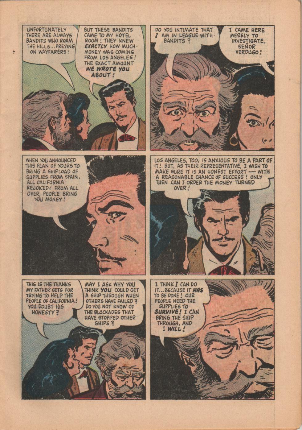 Zorro (1966) issue 5 - Page 7