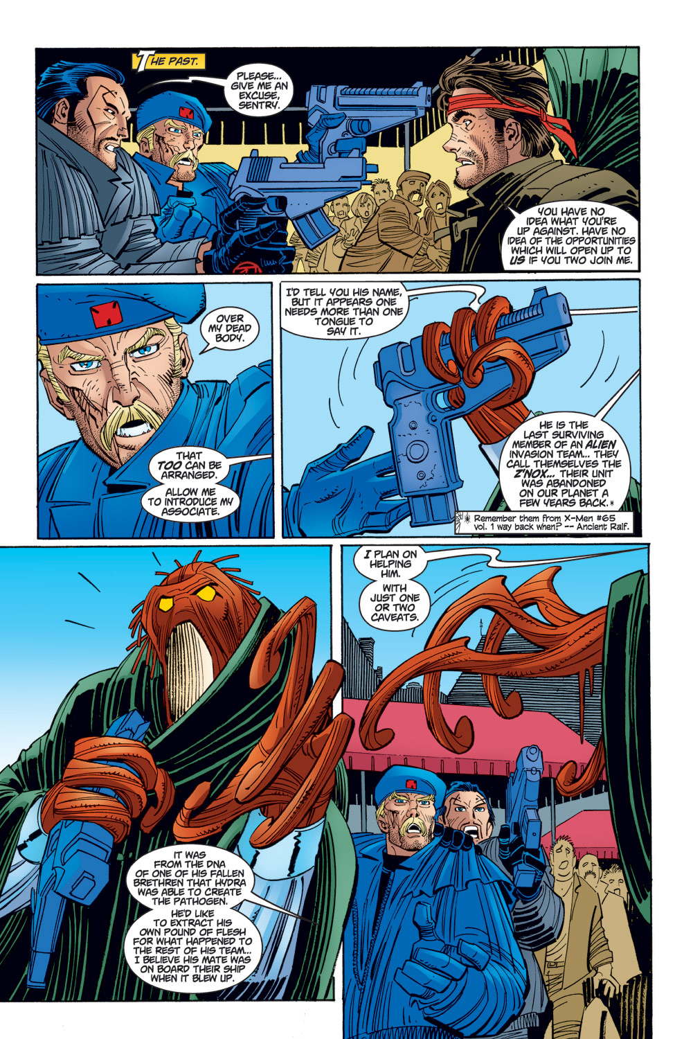 The Amazing Spider-Man (1999) 23 Page 19