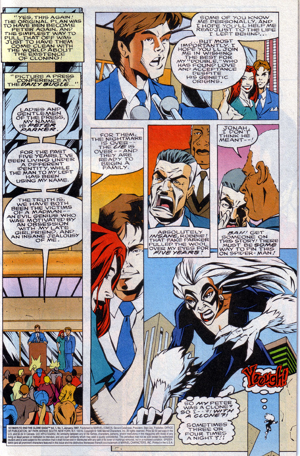 Read online 101 Ways to End the Clone Saga comic -  Issue #101 Ways to End the Clone Saga Full - 5