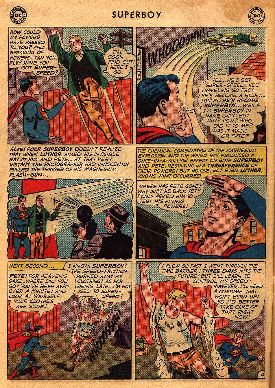 Superboy (1949) issue 96 - Page 11