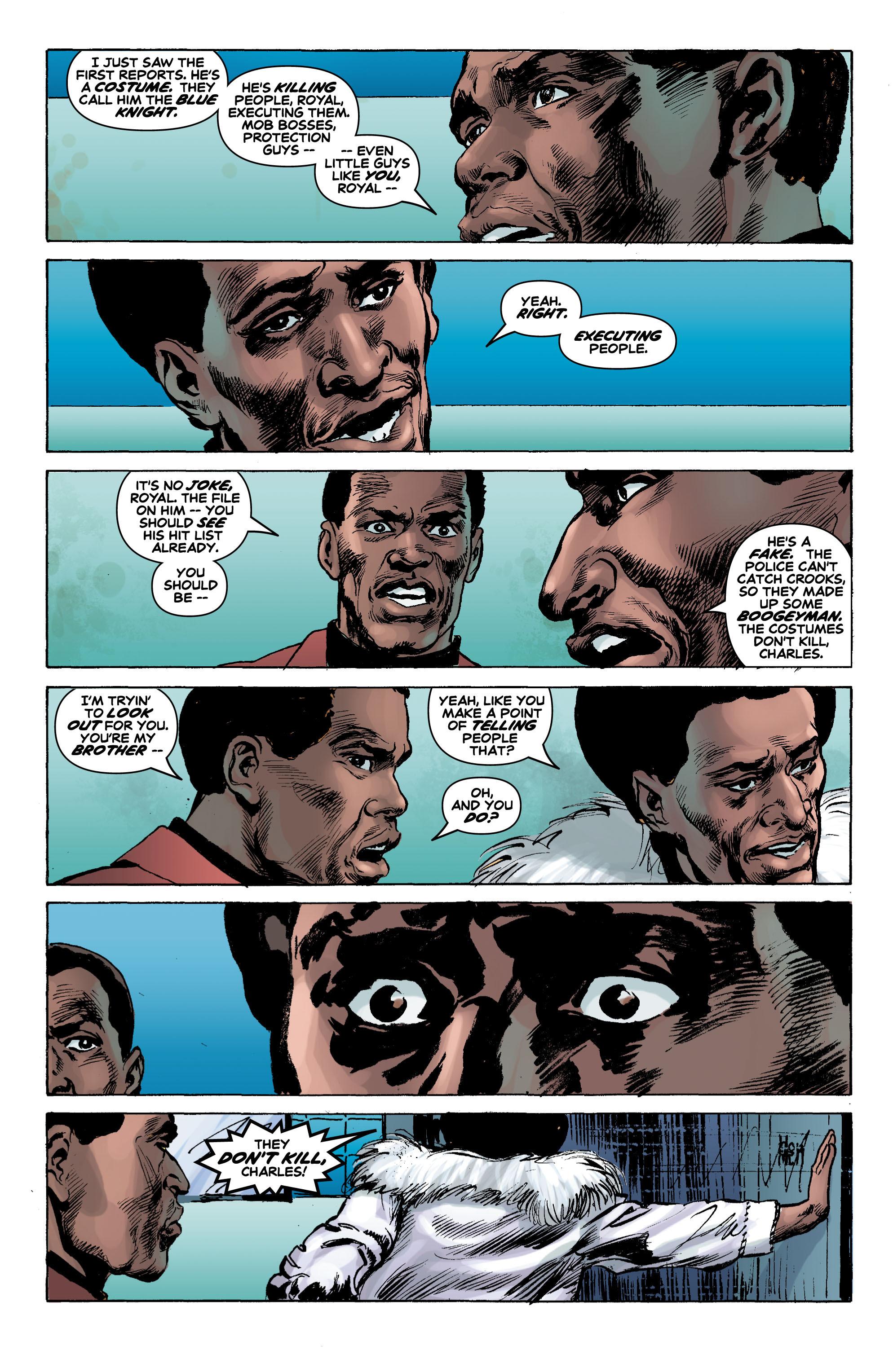 Read online Astro City: Dark Age/Book One comic -  Issue #1 - 21