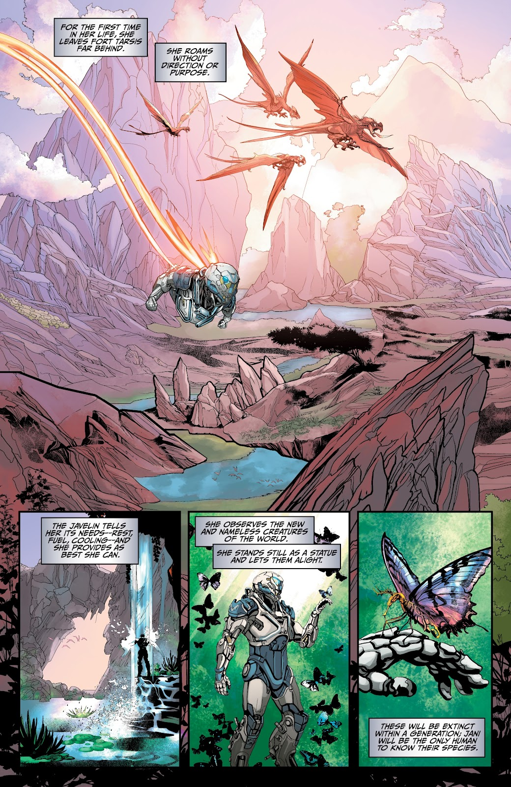 Read online Anthem comic -  Issue #2 - 9