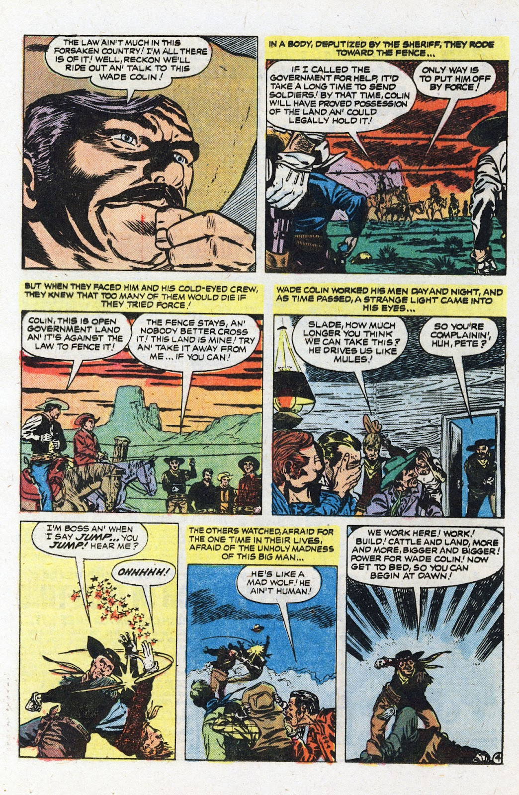 The Outlaw Kid (1970) issue 22 - Page 24