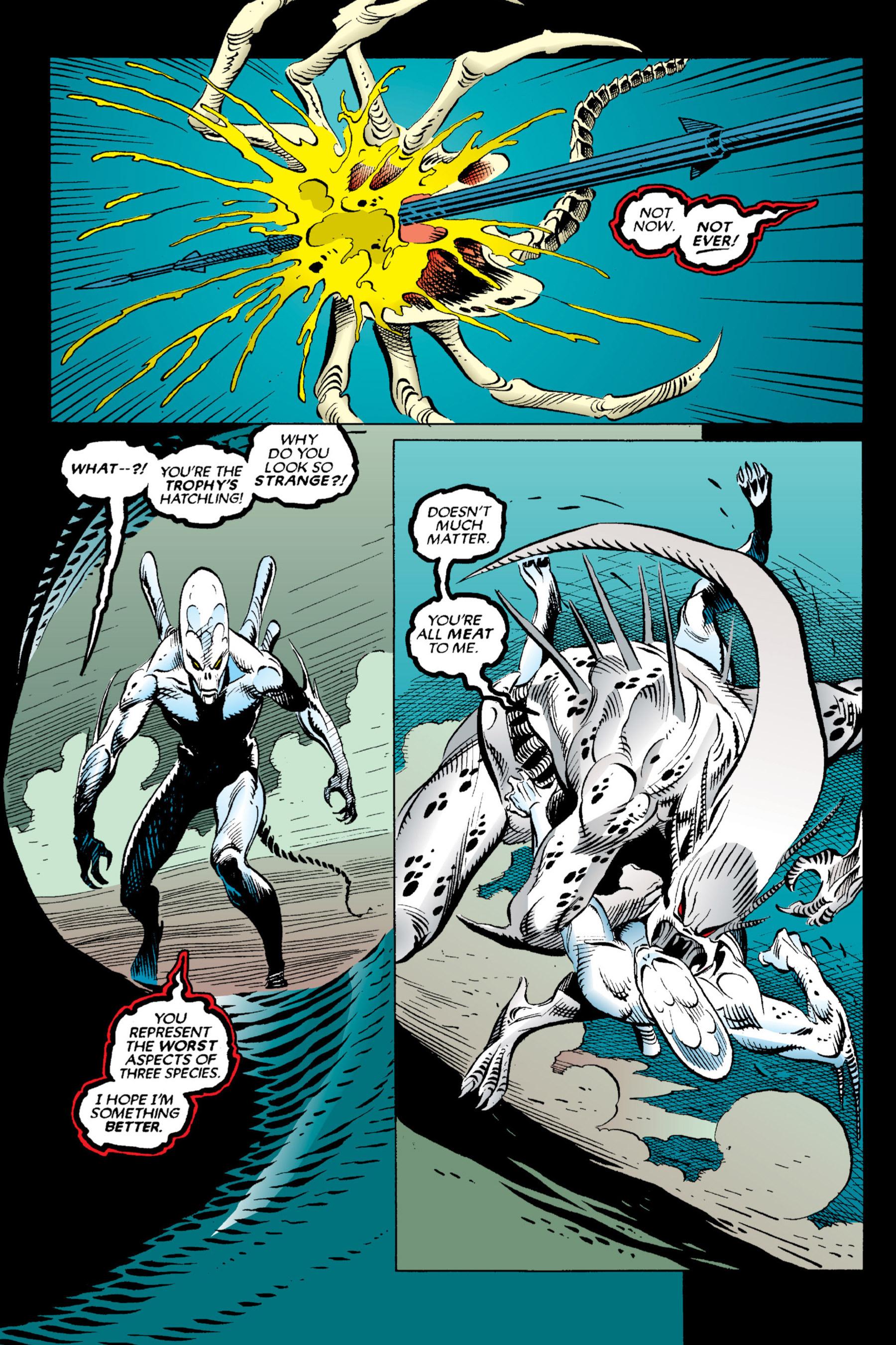 Read online Aliens vs. Predator Omnibus comic -  Issue # _TPB 2 Part 3 - 70