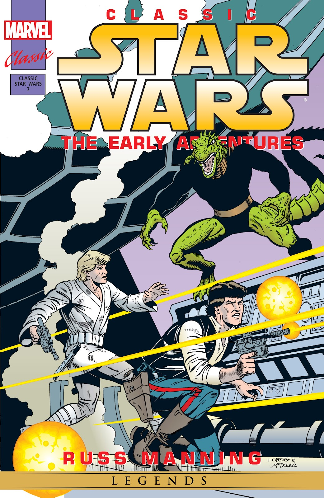 Read online Star Wars Legends: The Newspaper Strips - Epic Collection comic -  Issue # TPB (Part 3) - 1
