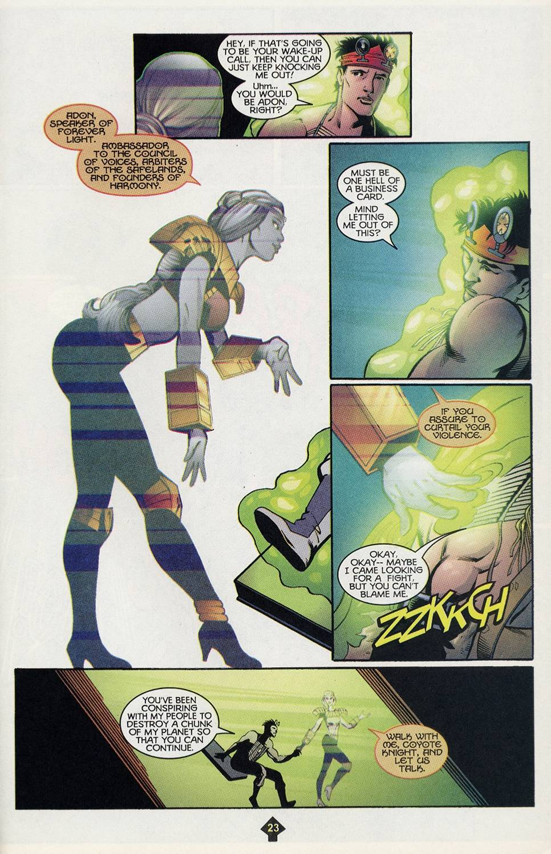 Read online Turok comic -  Issue #4 - 18