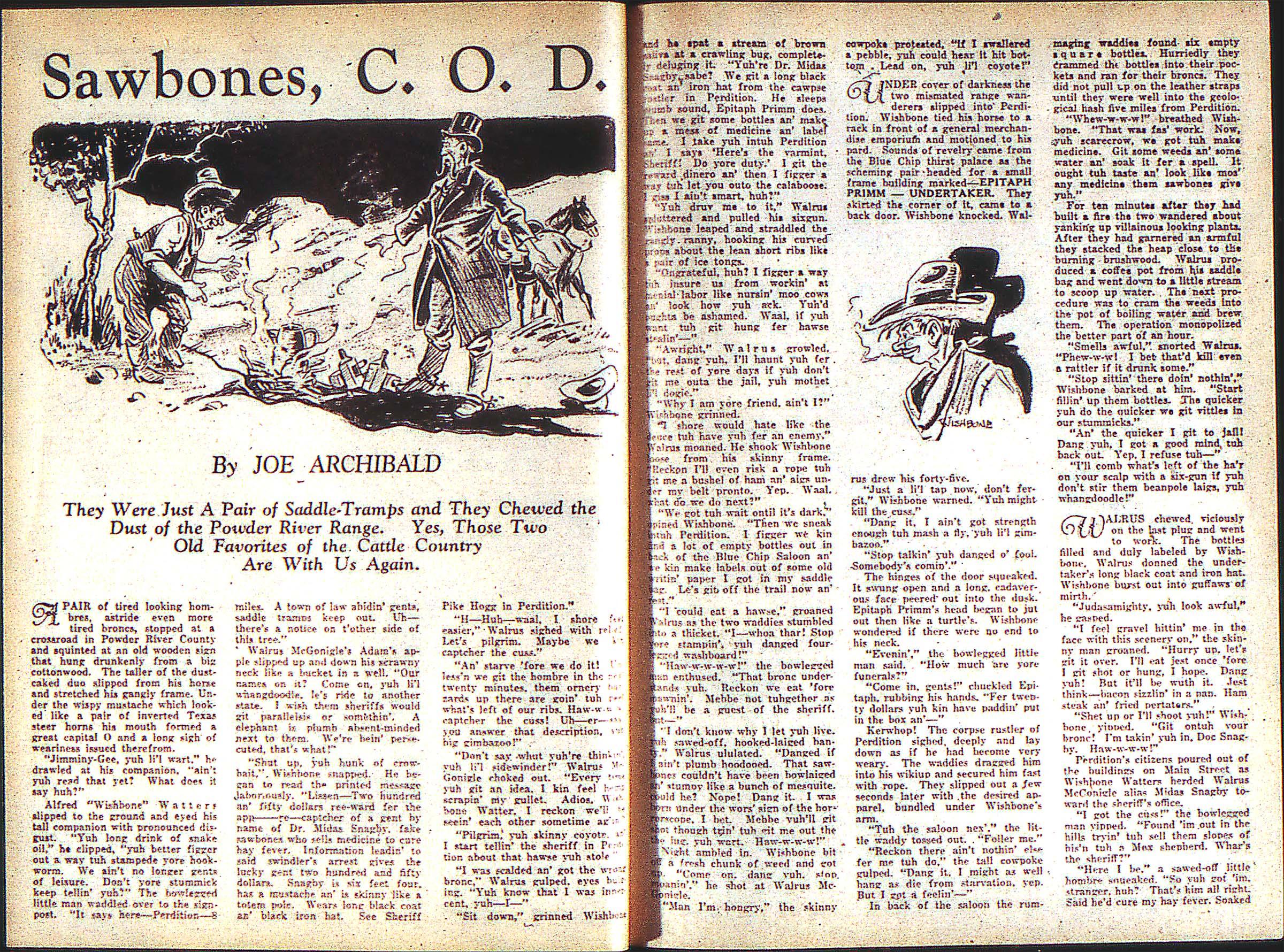 Read online Adventure Comics (1938) comic -  Issue #1 - 11