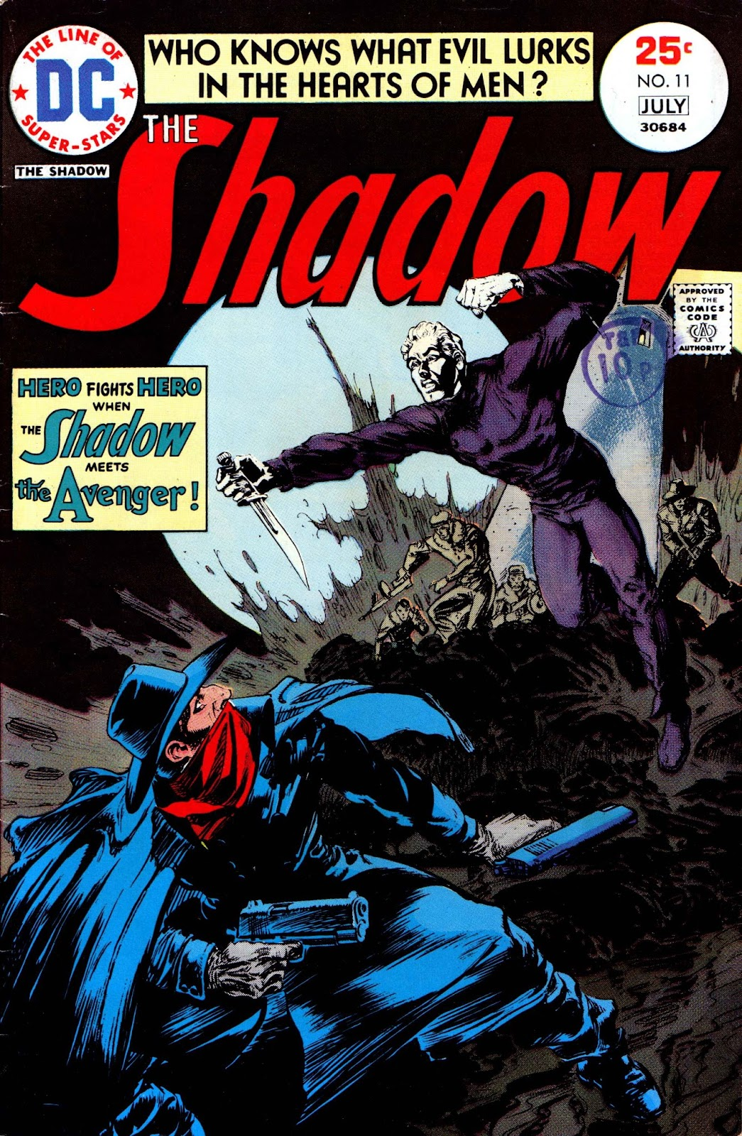 The Shadow (1973) 11 Page 1