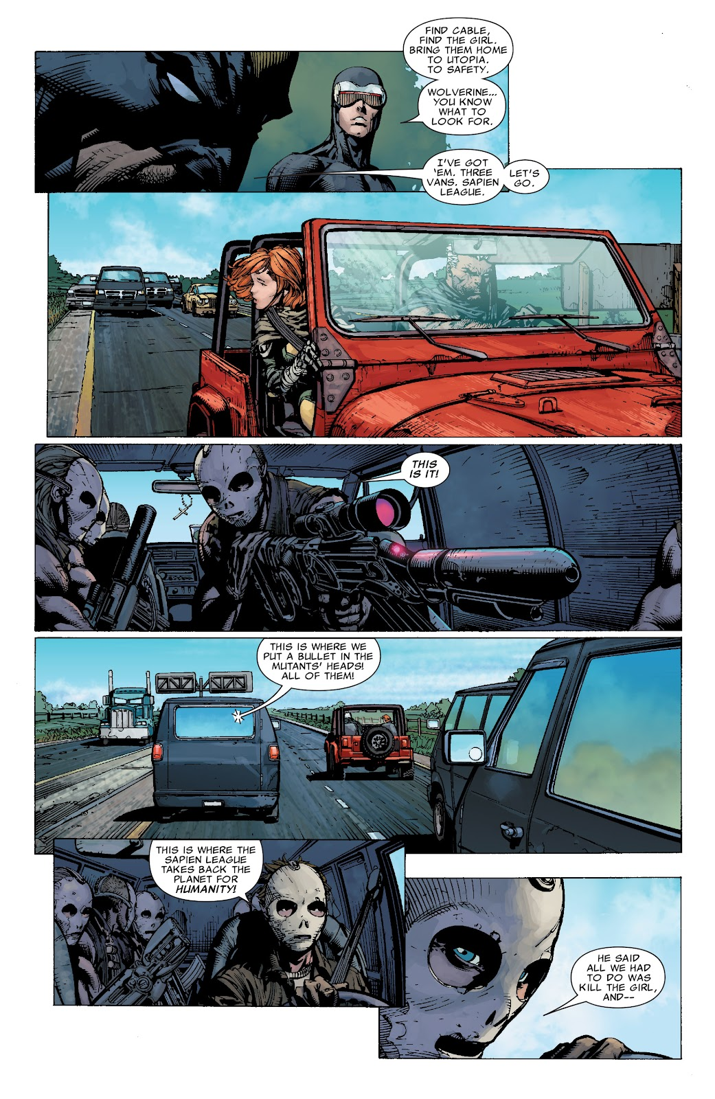 Read online X-Men: Second Coming comic -  Issue # _TPB (Part 1) - 34