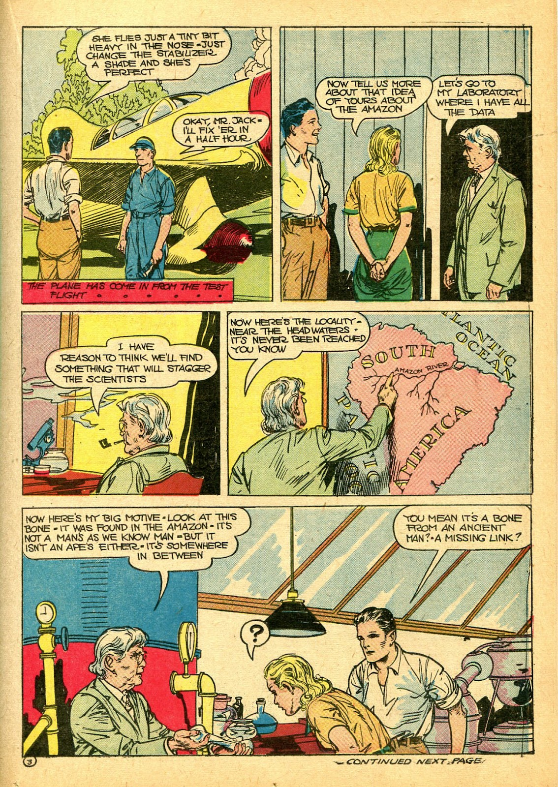 Read online Famous Funnies comic -  Issue #108 - 21