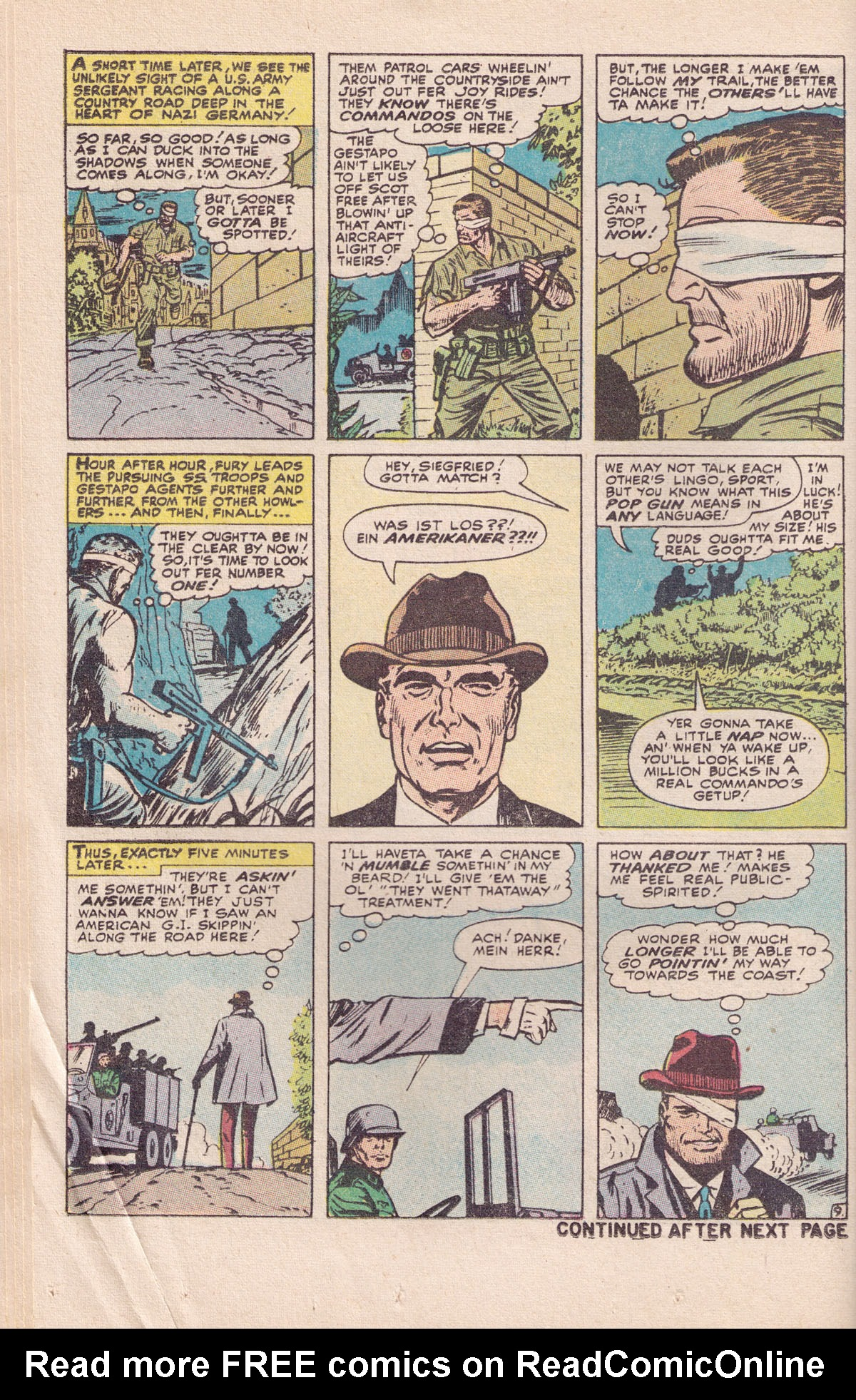 Read online Sgt. Fury comic -  Issue #89 - 14