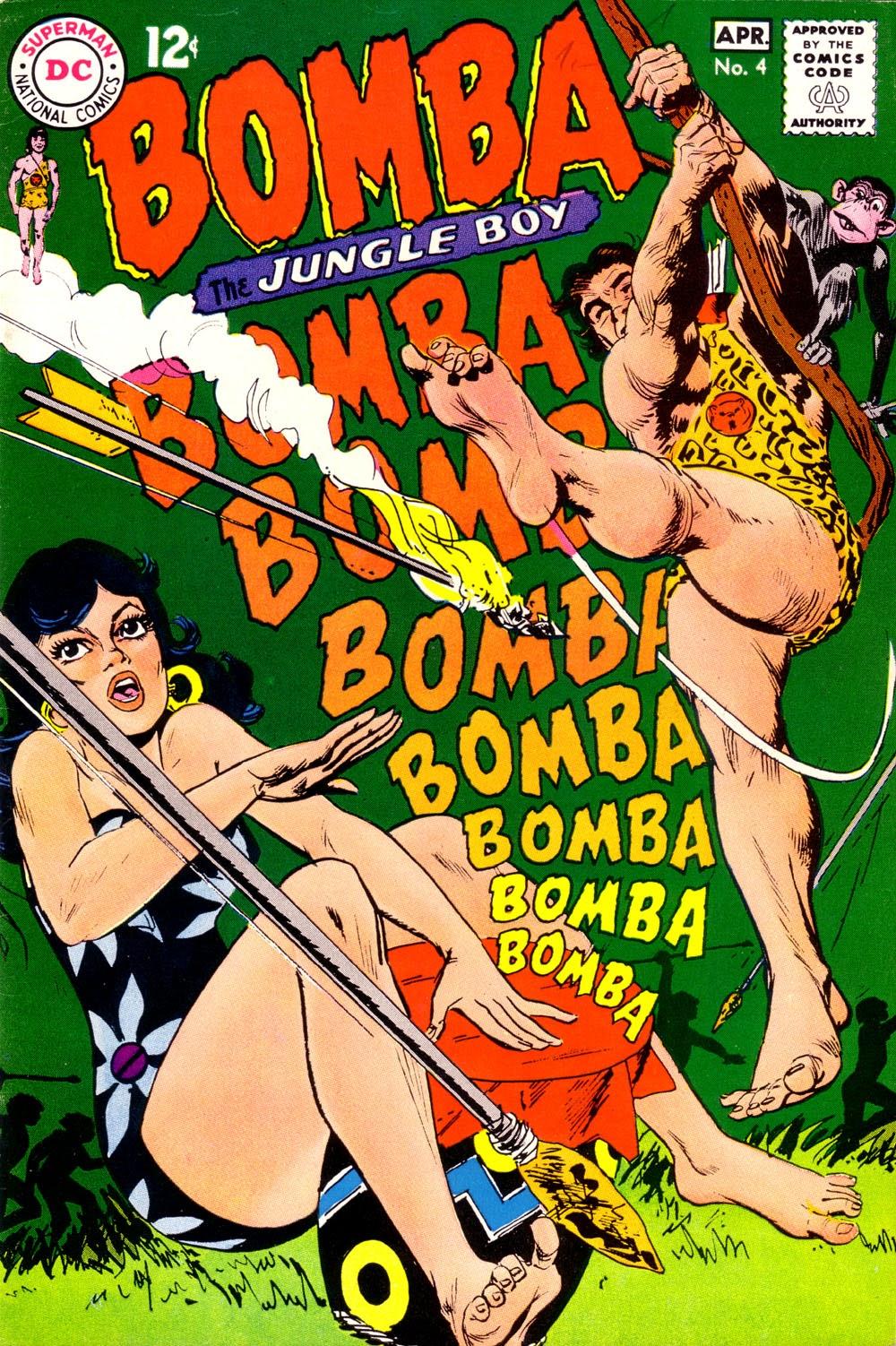 Bomba, The Jungle Boy 4 Page 1