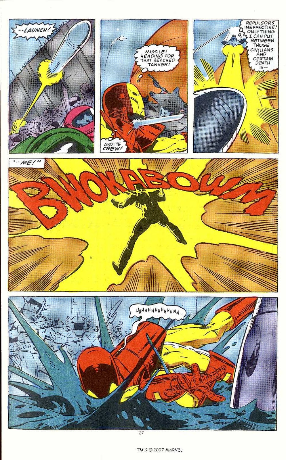 Iron Man Annual issue 10 - Page 29