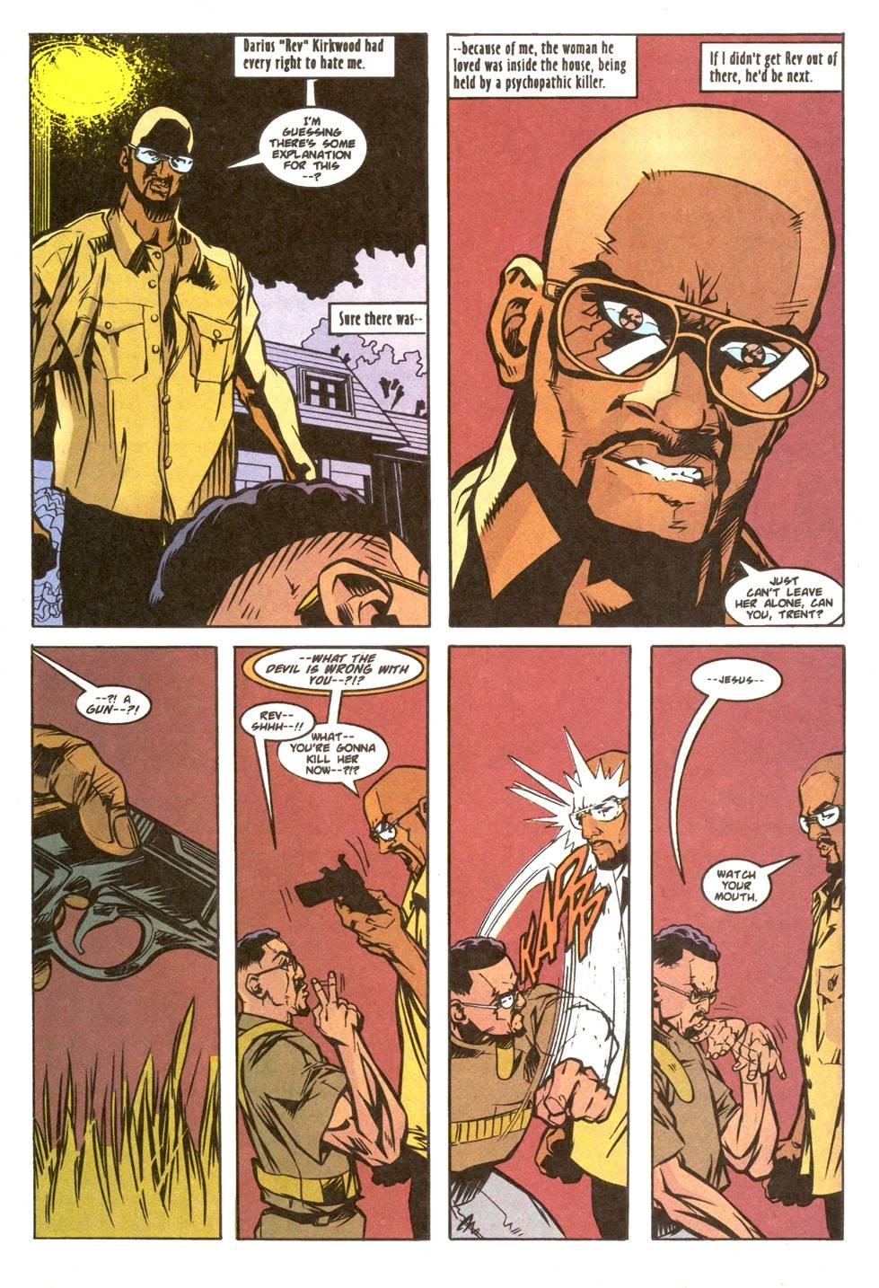 Read online Xero comic -  Issue #11 - 20