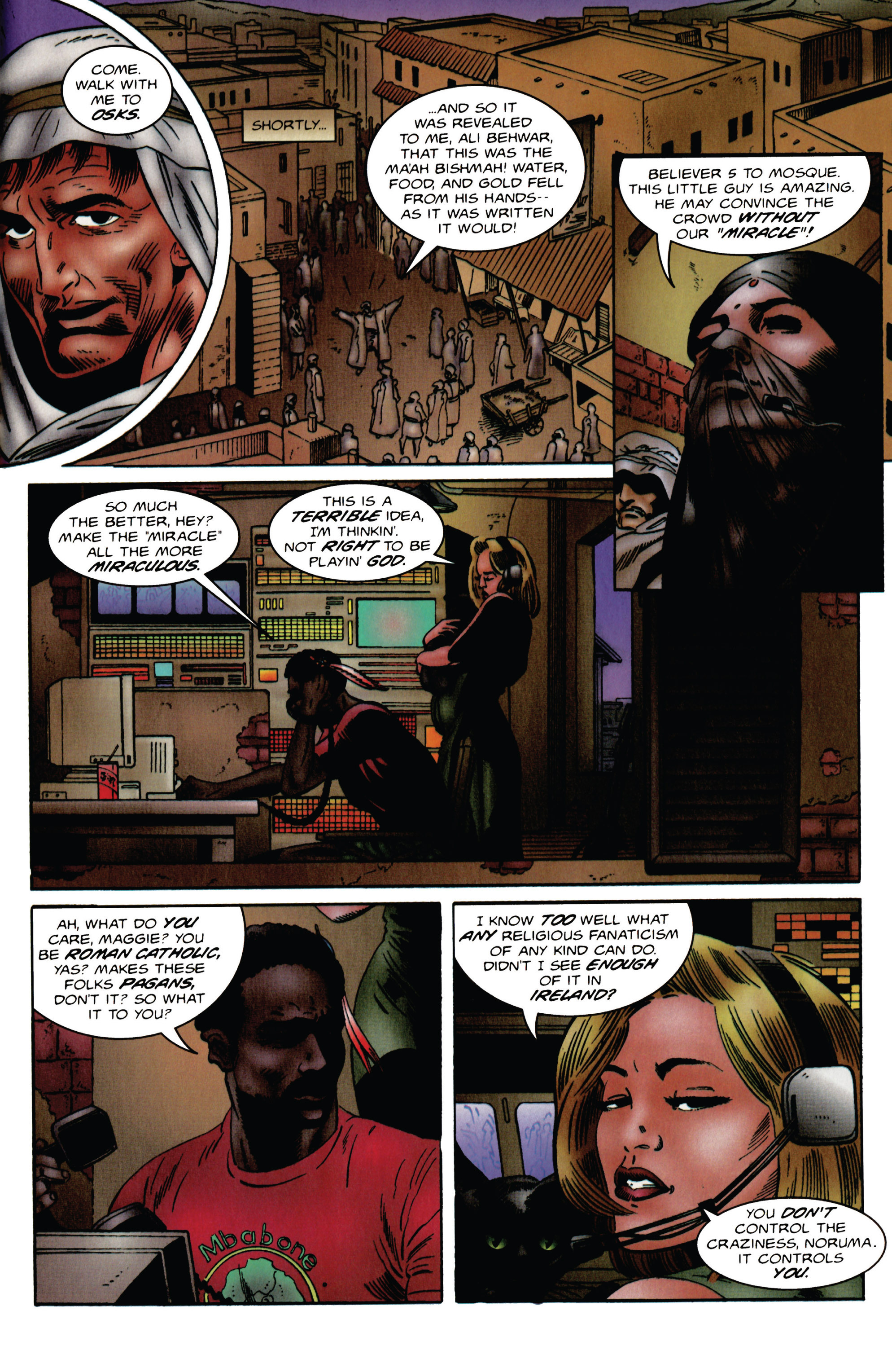 Read online Eternal Warrior (1992) comic -  Issue #47 - 12