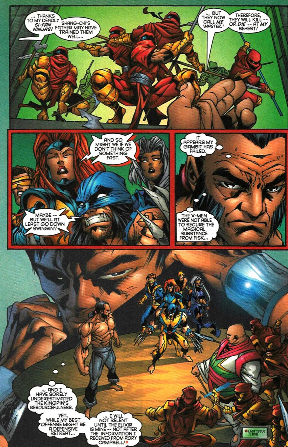 X-Men (1991) 64 Page 15