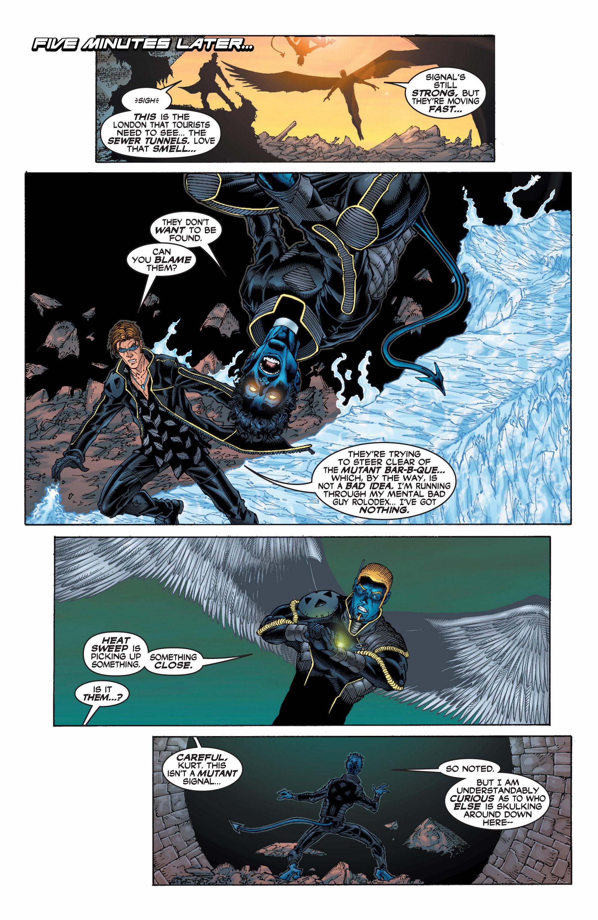 Read online Uncanny X-Men (1963) comic -  Issue #396 - 14
