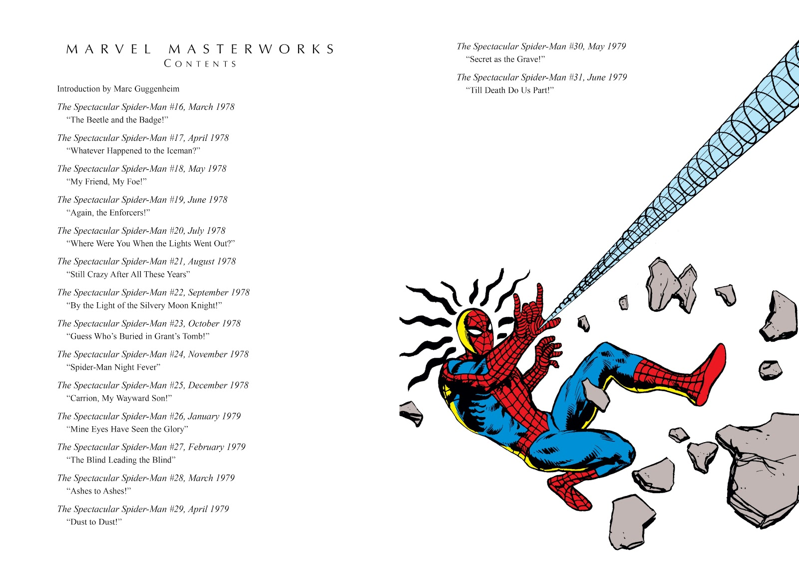 Read online Marvel Masterworks: The Spectacular Spider-Man comic -  Issue # TPB 2 (Part 1) - 4