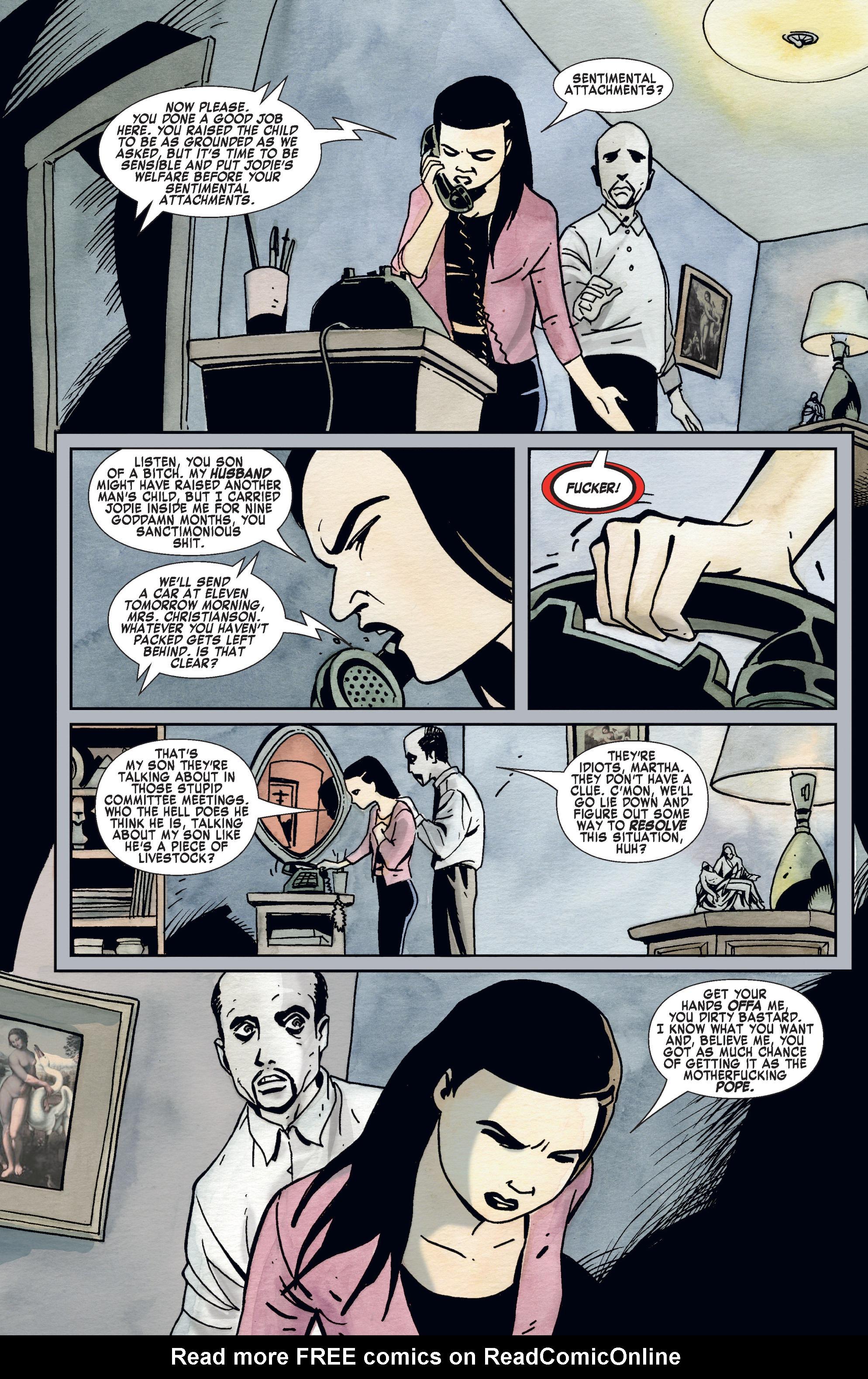 Read online American Jesus comic -  Issue # TPB - 60