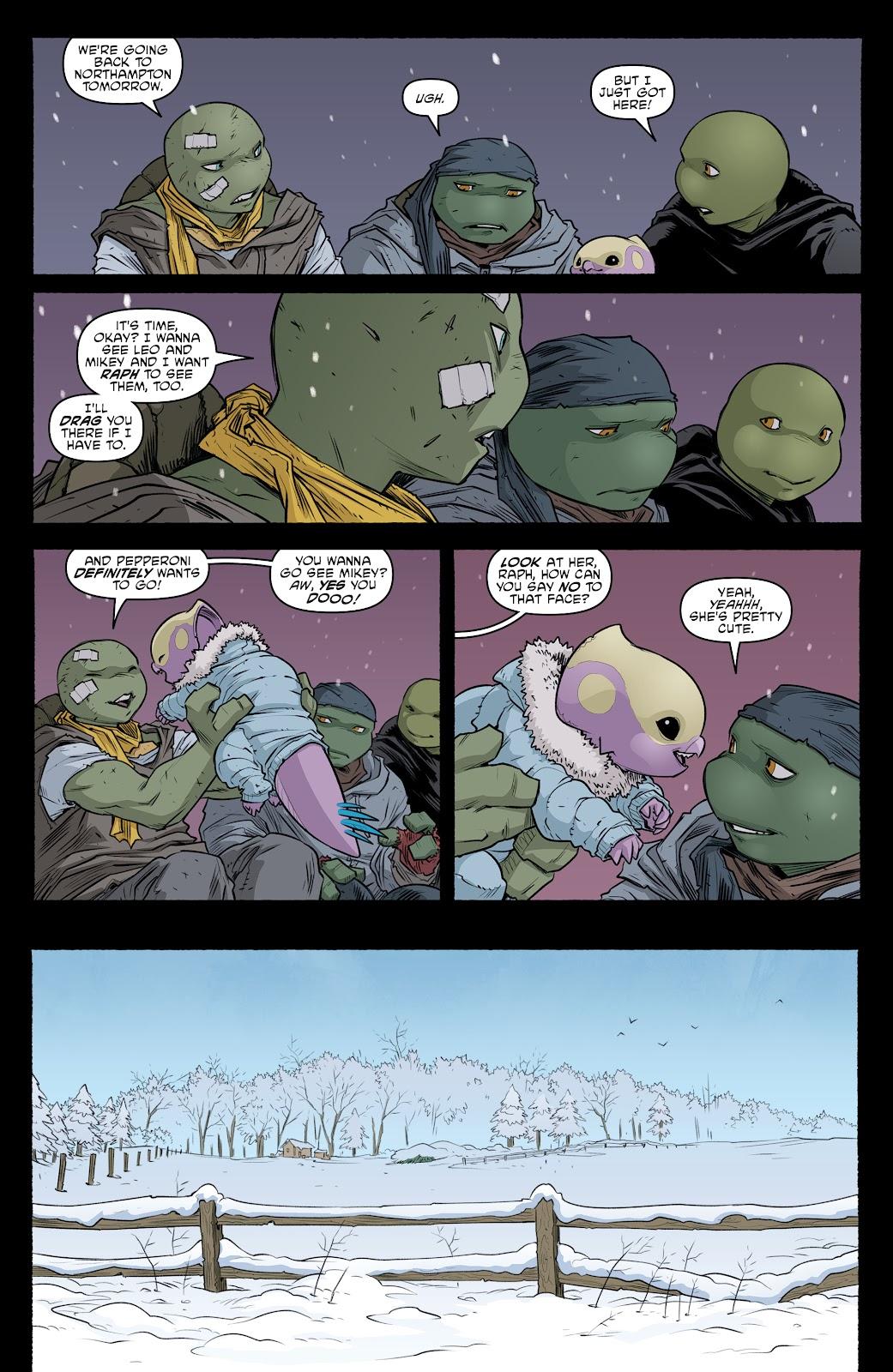 Read online Teenage Mutant Ninja Turtles (2011) comic -  Issue #104 - 10