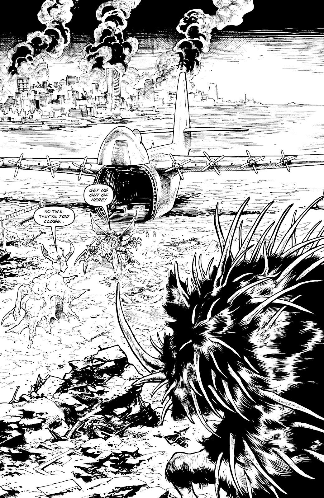 Read online Alan Moore's Cinema Purgatorio comic -  Issue #18 - 43