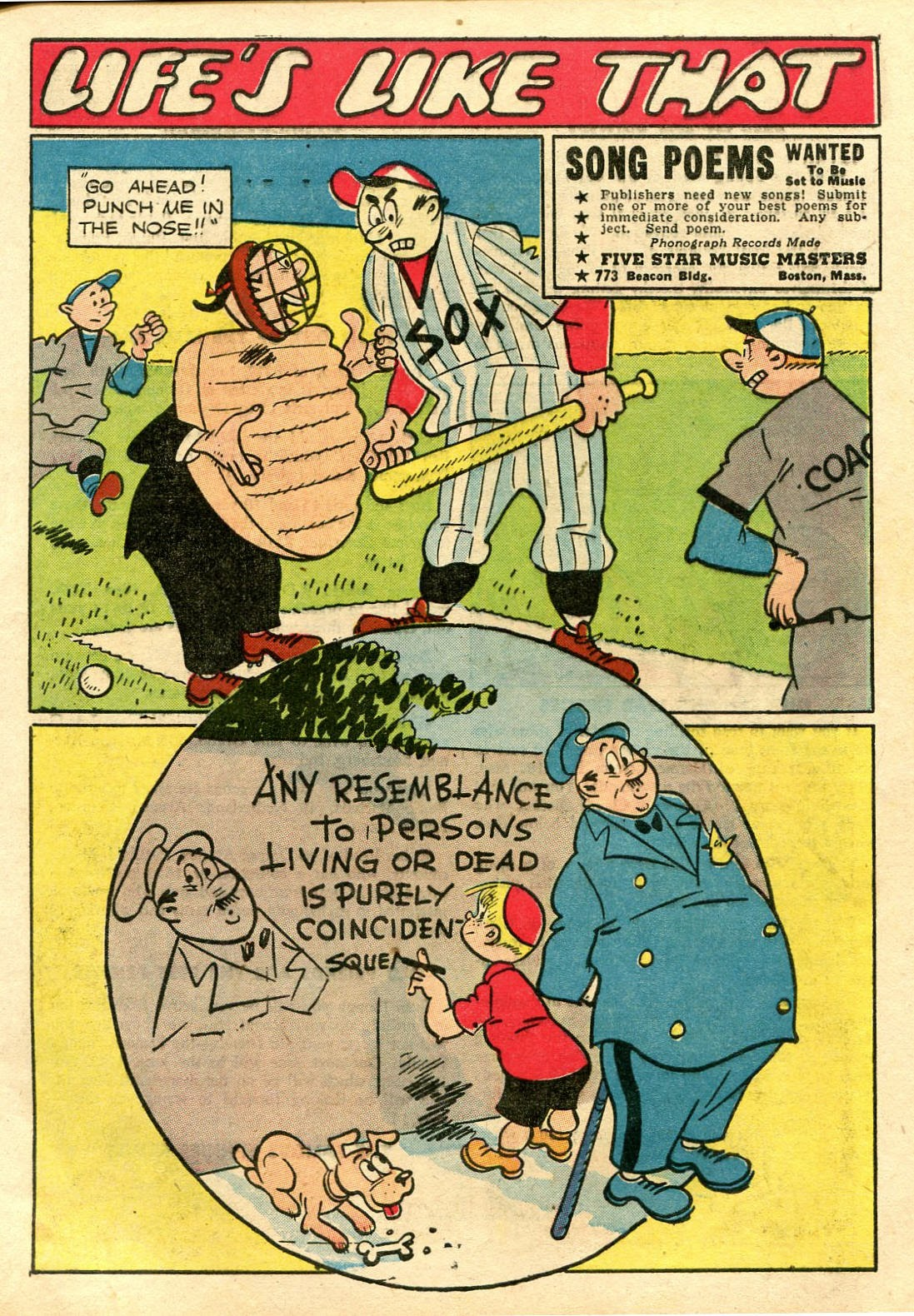 Read online Famous Funnies comic -  Issue #106 - 9