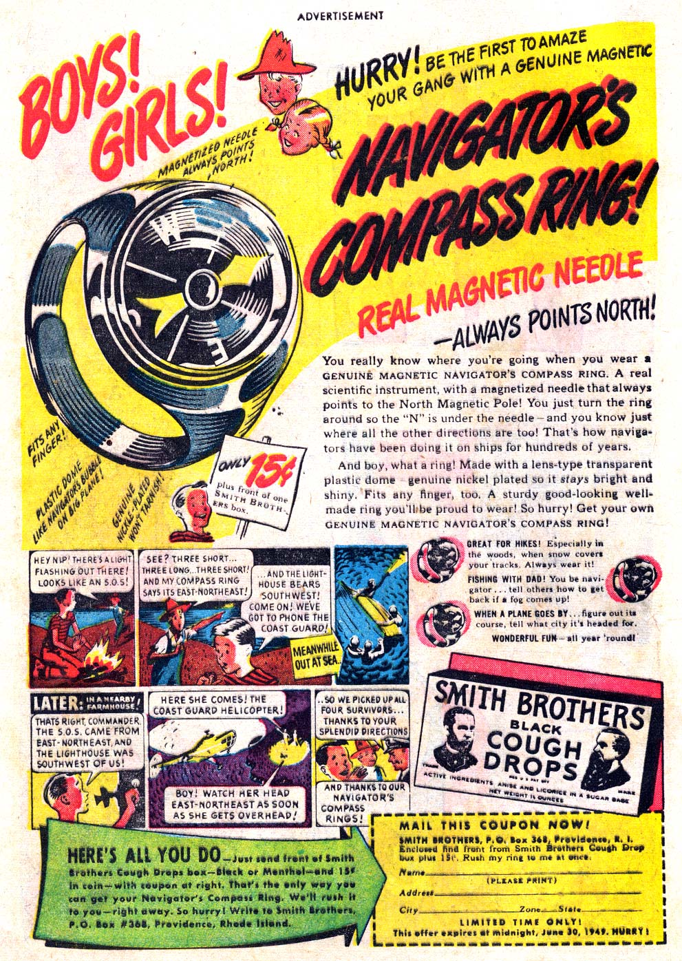 Read online Adventure Comics (1938) comic -  Issue #137 - 13