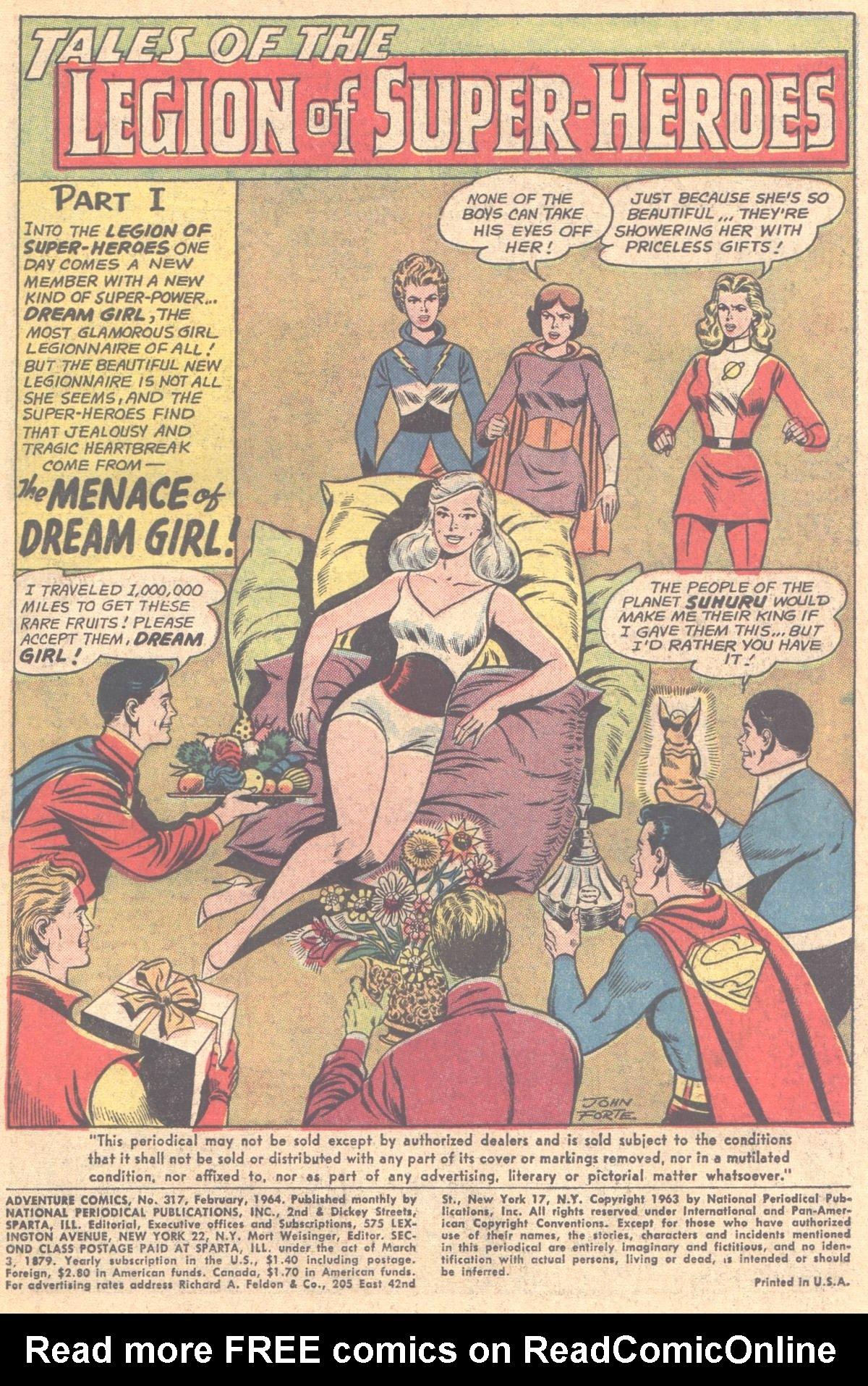 Read online Adventure Comics (1938) comic -  Issue #317 - 3