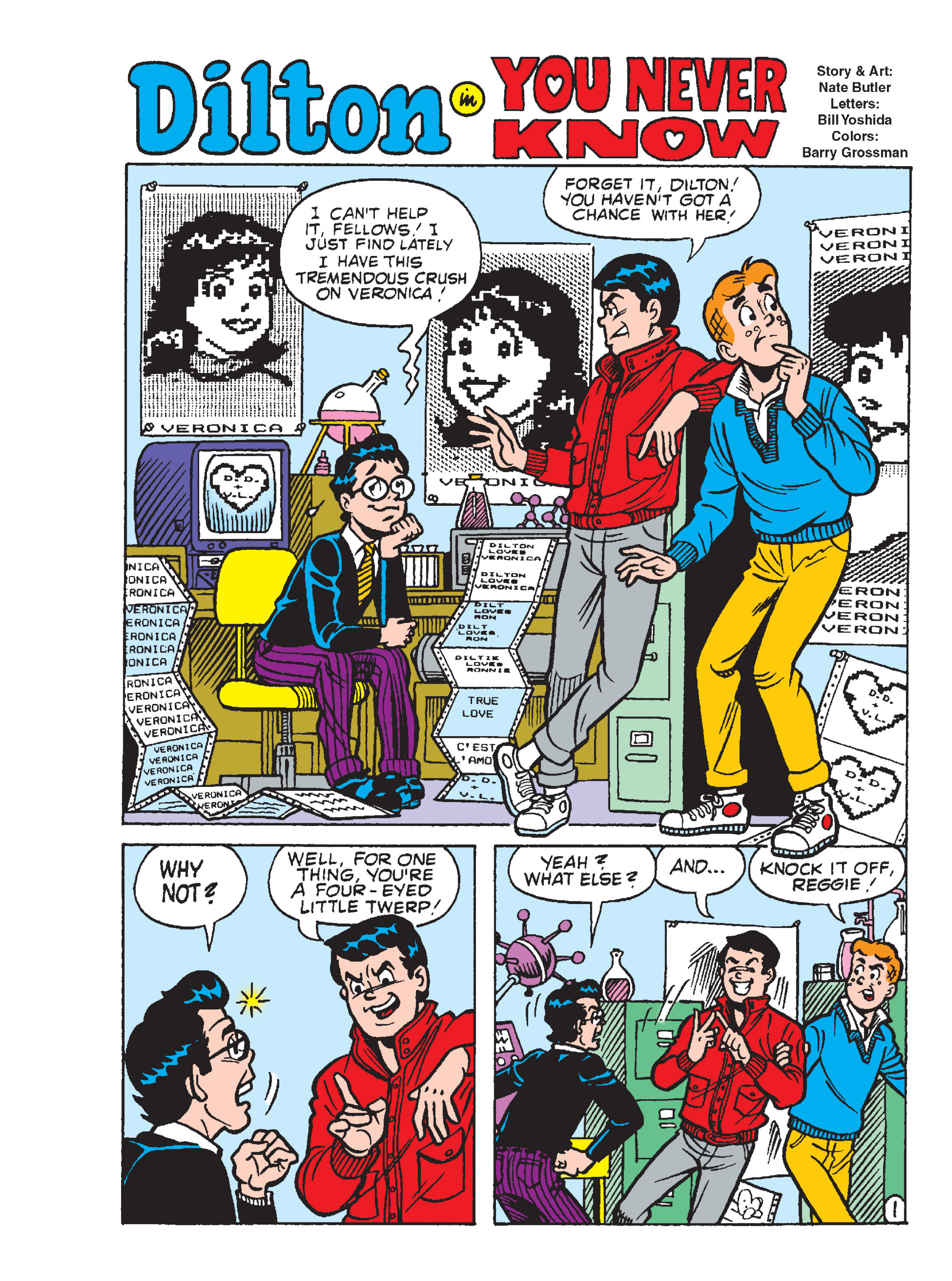 Read online Archie 1000 Page Comics Blowout! comic -  Issue # TPB (Part 1) - 207