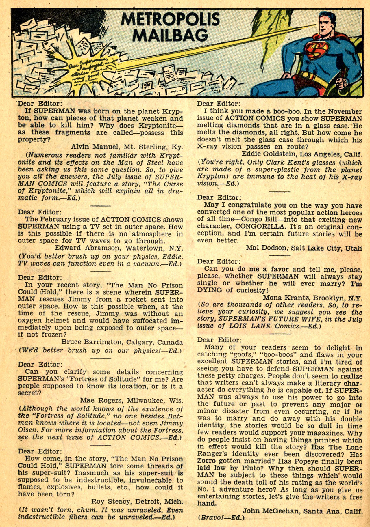 Read online Action Comics (1938) comic -  Issue #252 - 24