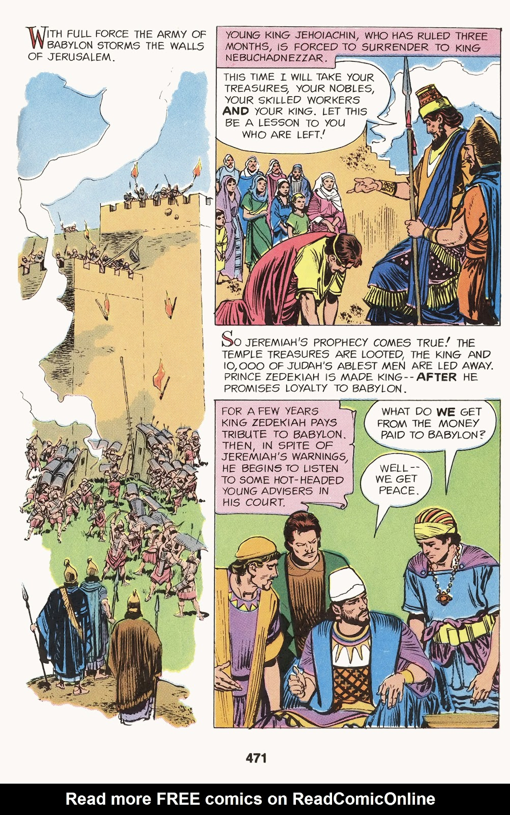 The Picture Bible issue TPB (Part 5) - Page 74